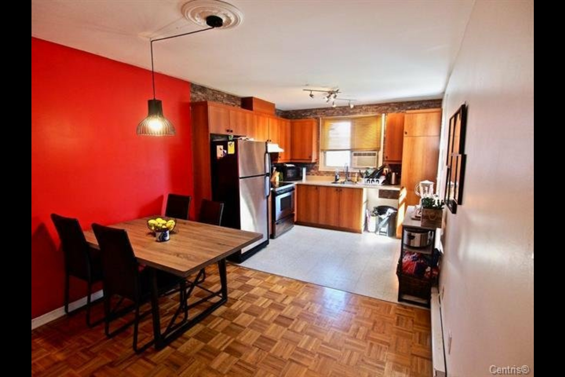 image 2 - Quadruplex For sale Montréal Lachine  - 5 rooms