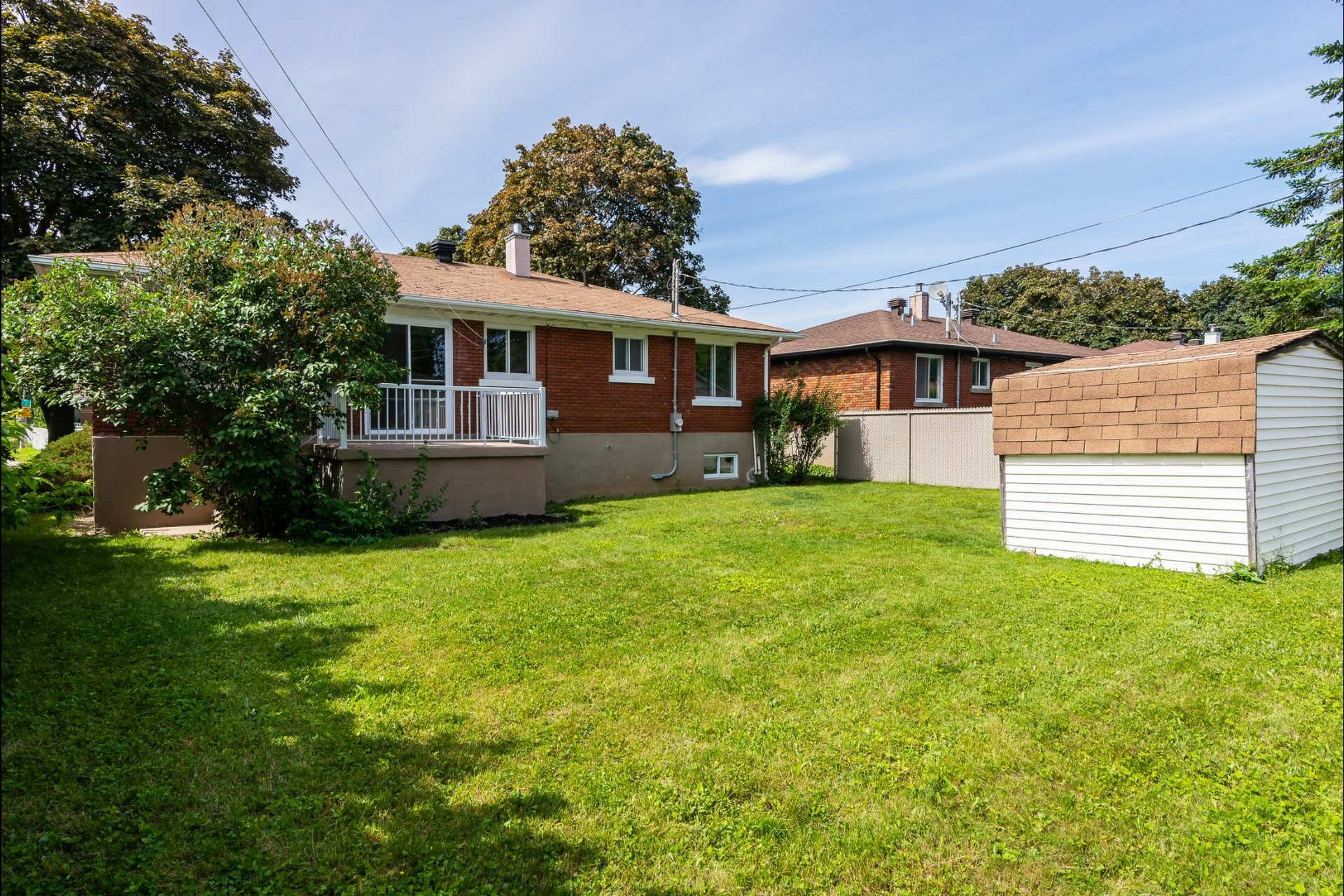 image 26 - House For sale Laval Chomedey  - 9 rooms