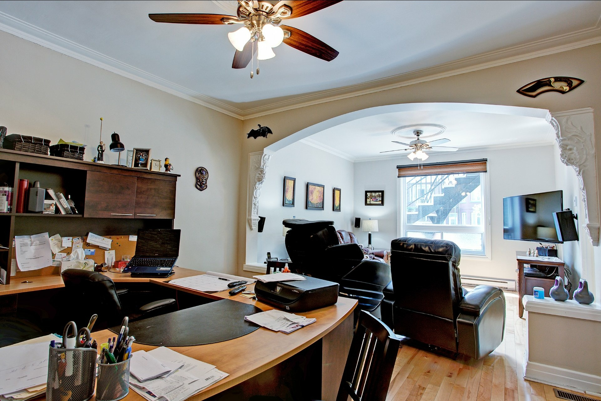 image 9 - Income property For sale Le Sud-Ouest Montréal  - 4 rooms