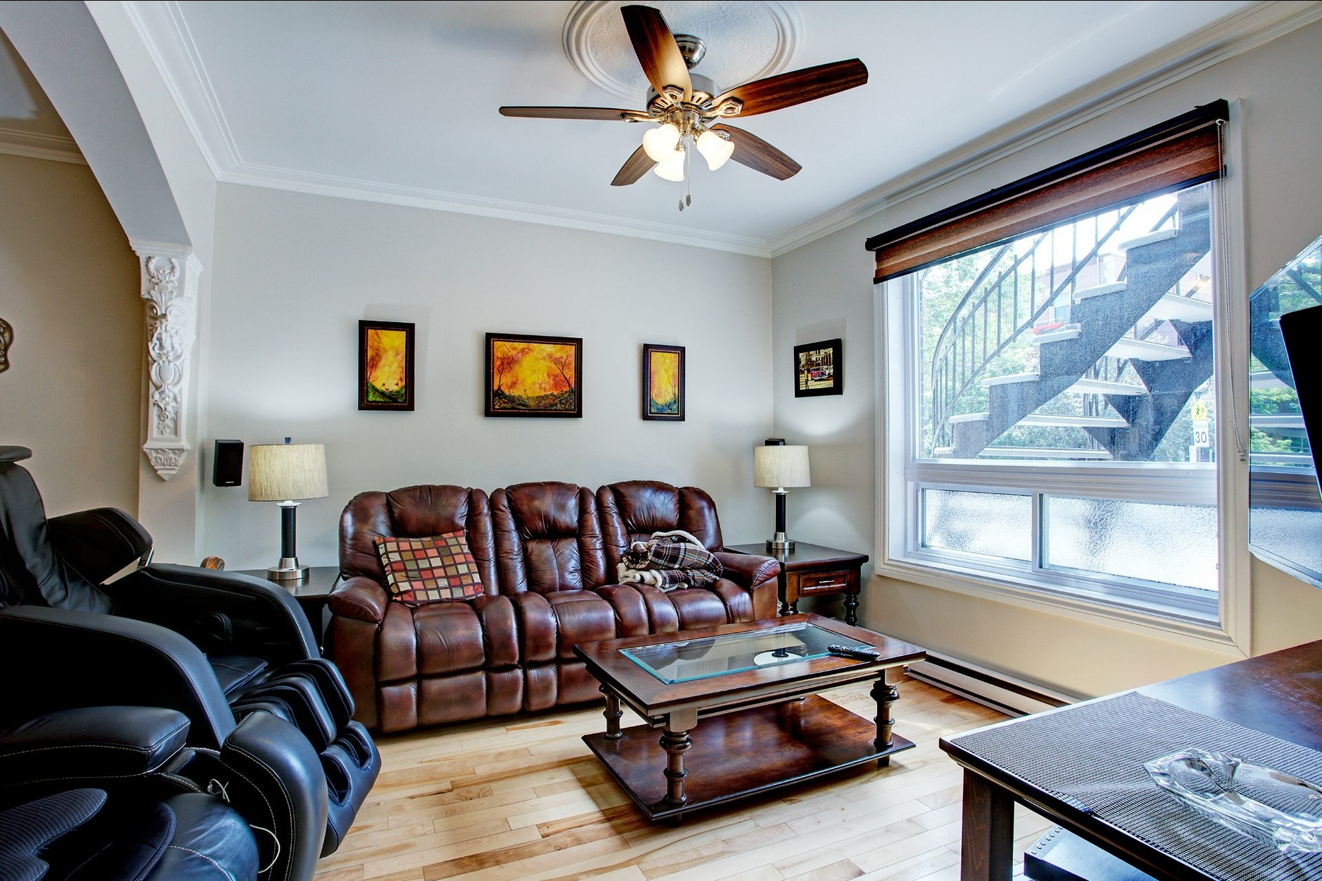 image 6 - Income property For sale Le Sud-Ouest Montréal  - 4 rooms