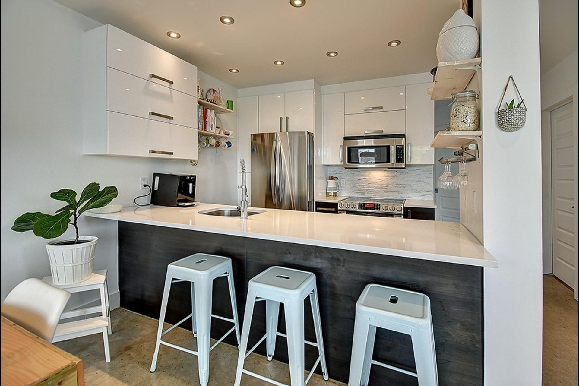 image 3 - Apartment For sale Montréal Verdun/Île-des-Soeurs  - 6 rooms