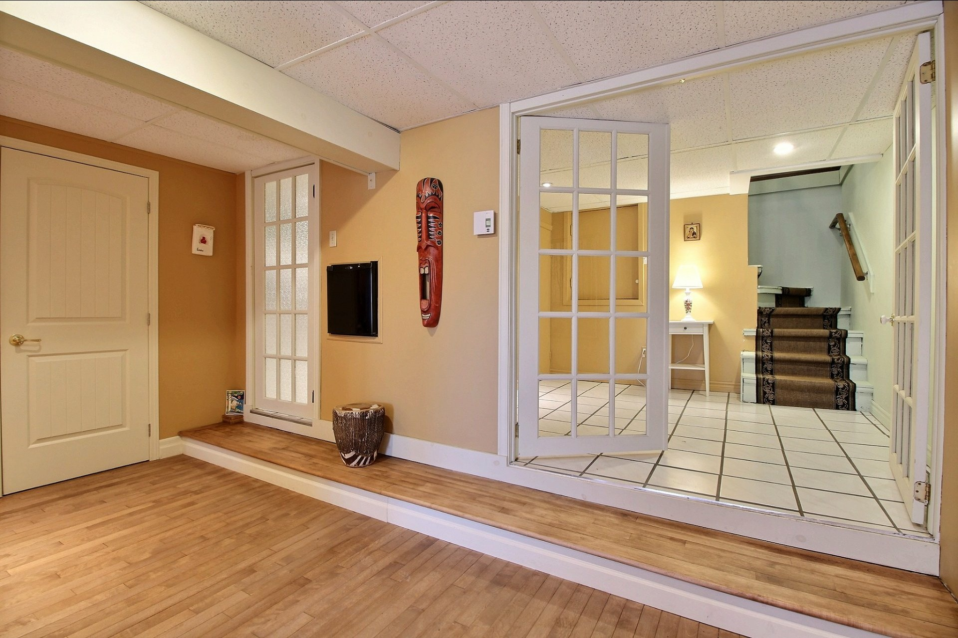 image 6 - Maison À vendre Sainte-Marcelline-de-Kildare - 16 pièces