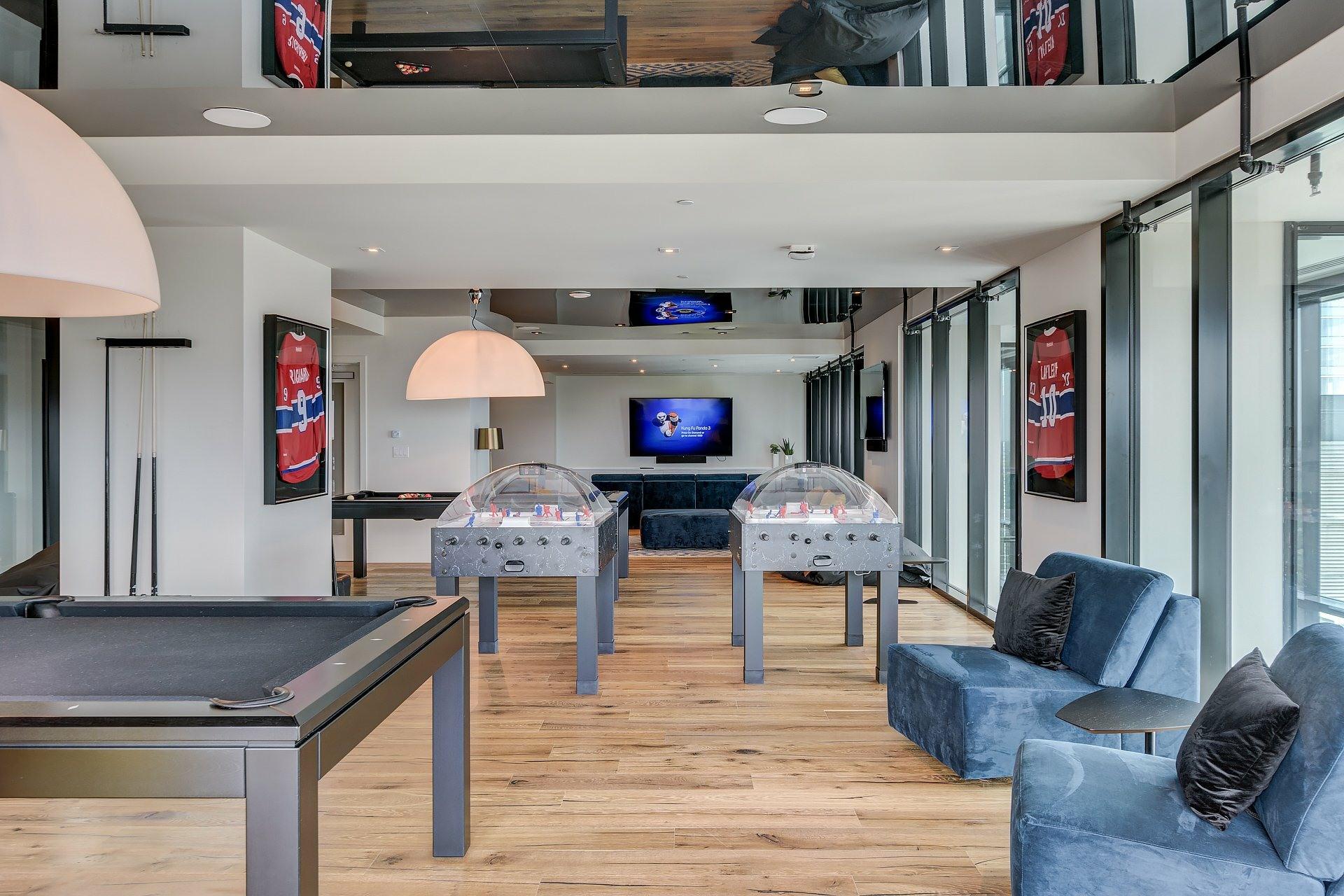 image 18 - Apartment For rent Montréal Ville-Marie  - 4 rooms