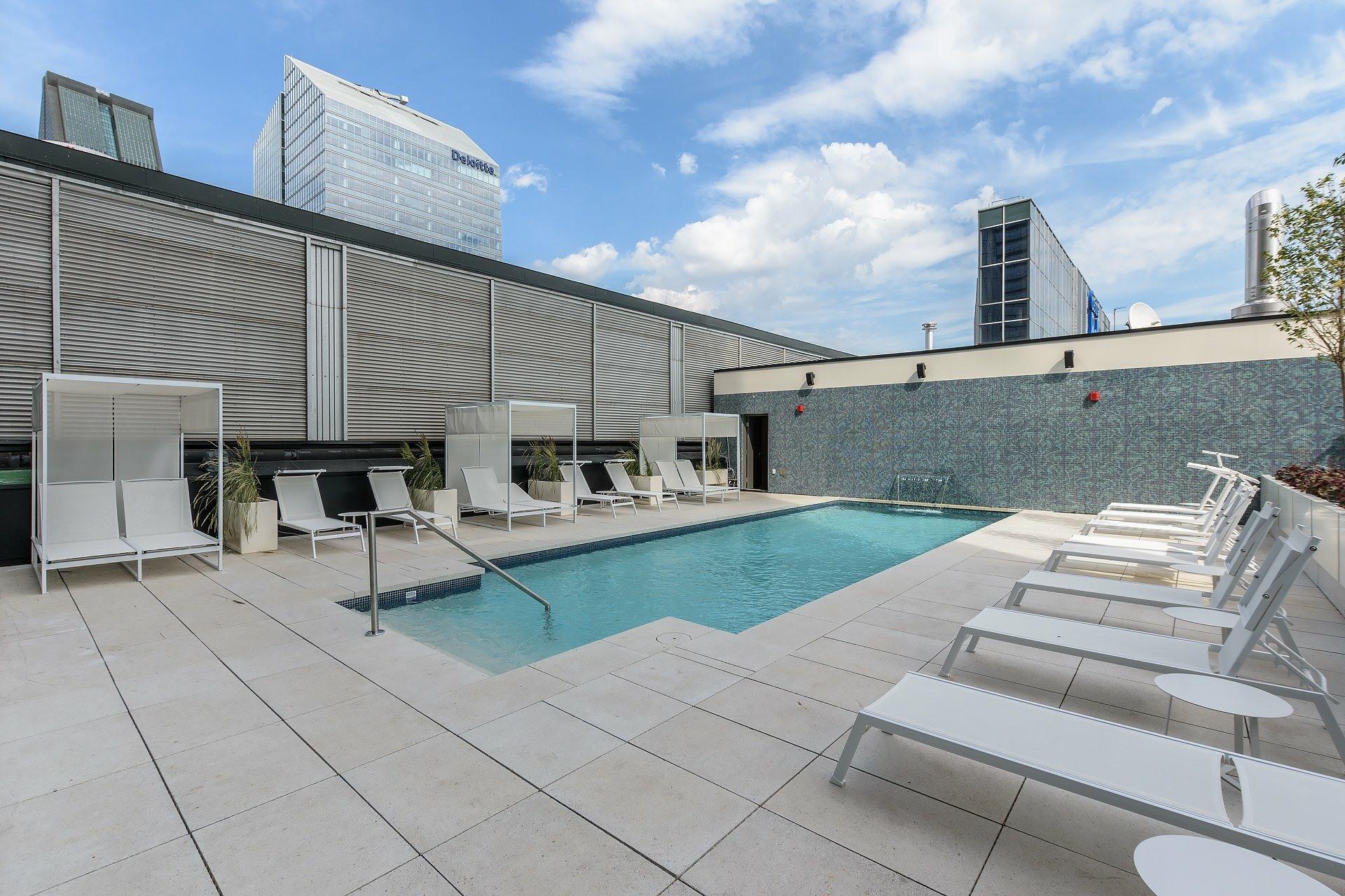 image 22 - Apartment For rent Montréal Ville-Marie  - 4 rooms