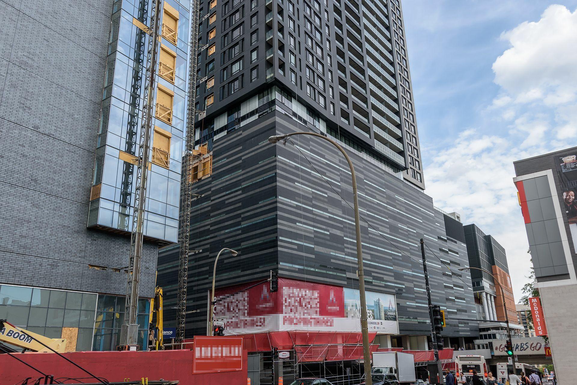 image 0 - Apartment For rent Montréal Ville-Marie  - 4 rooms