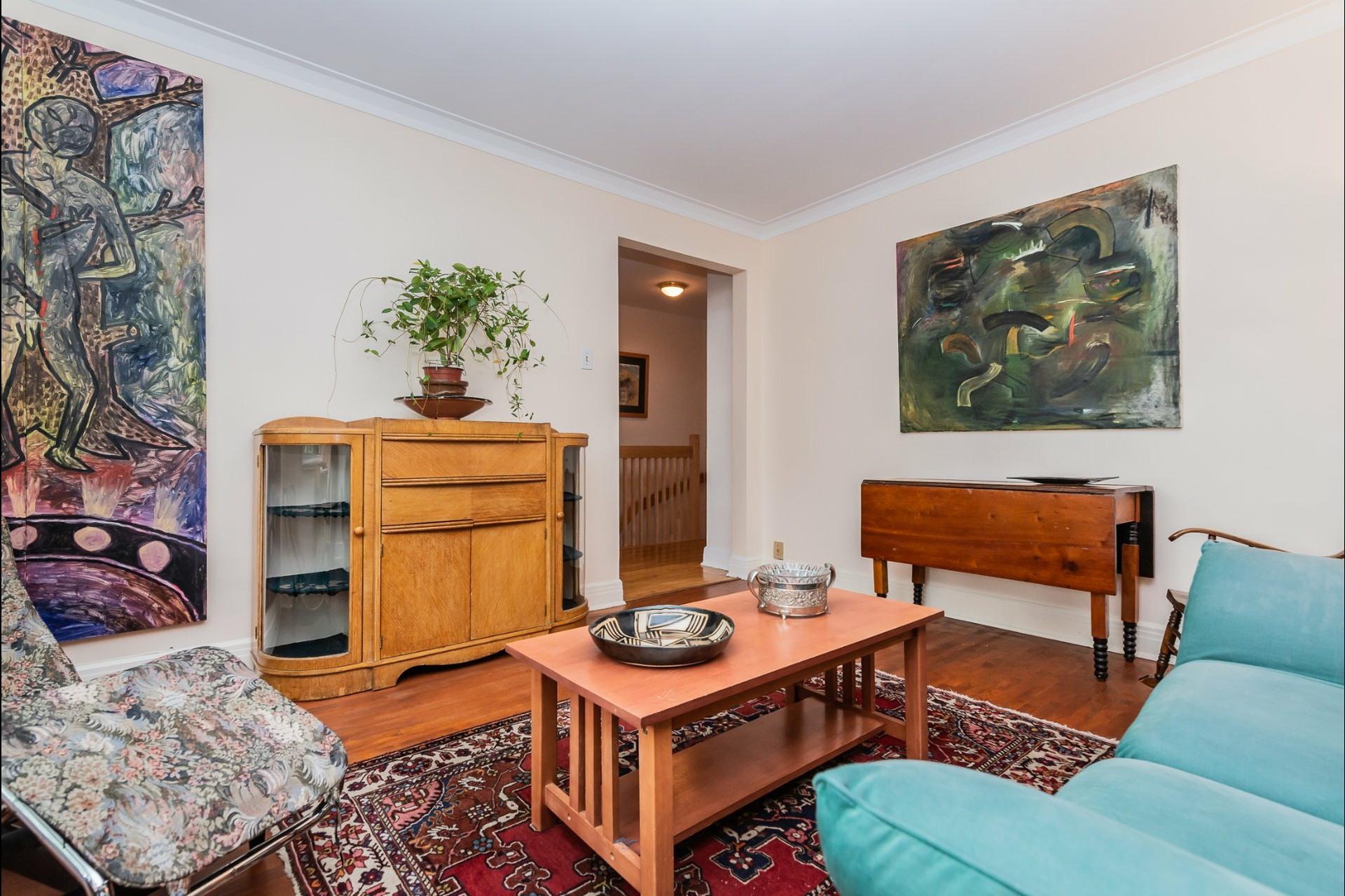 image 18 - Maison À vendre Montréal Côte-des-Neiges/Notre-Dame-de-Grâce  - 9 pièces