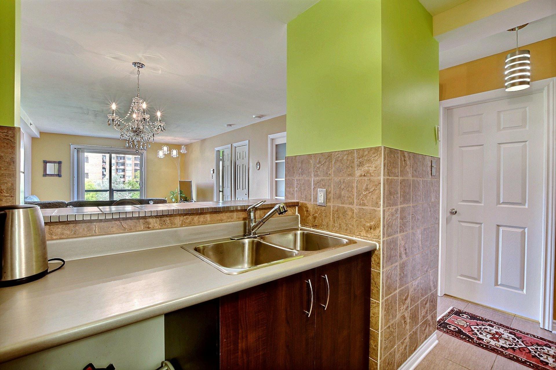 image 9 - Apartment For sale Montréal Côte-des-Neiges/Notre-Dame-de-Grâce  - 4 rooms