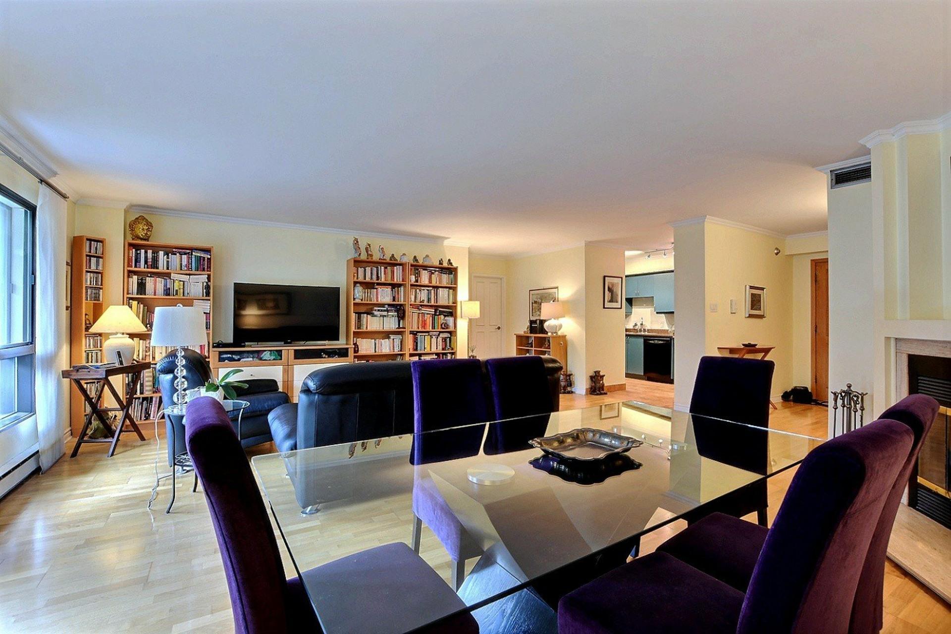image 5 - Appartement À vendre Montréal Ville-Marie  - 10 pièces
