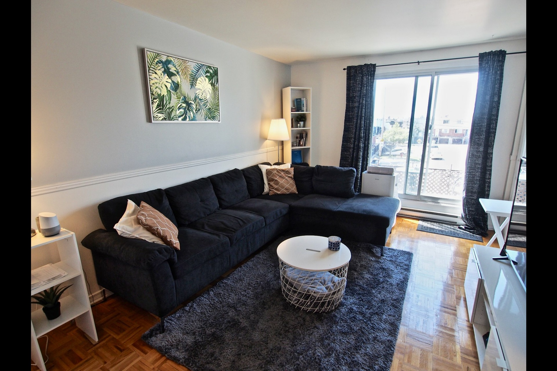 image 1 - Quadruplex For sale Montréal Lachine  - 5 rooms