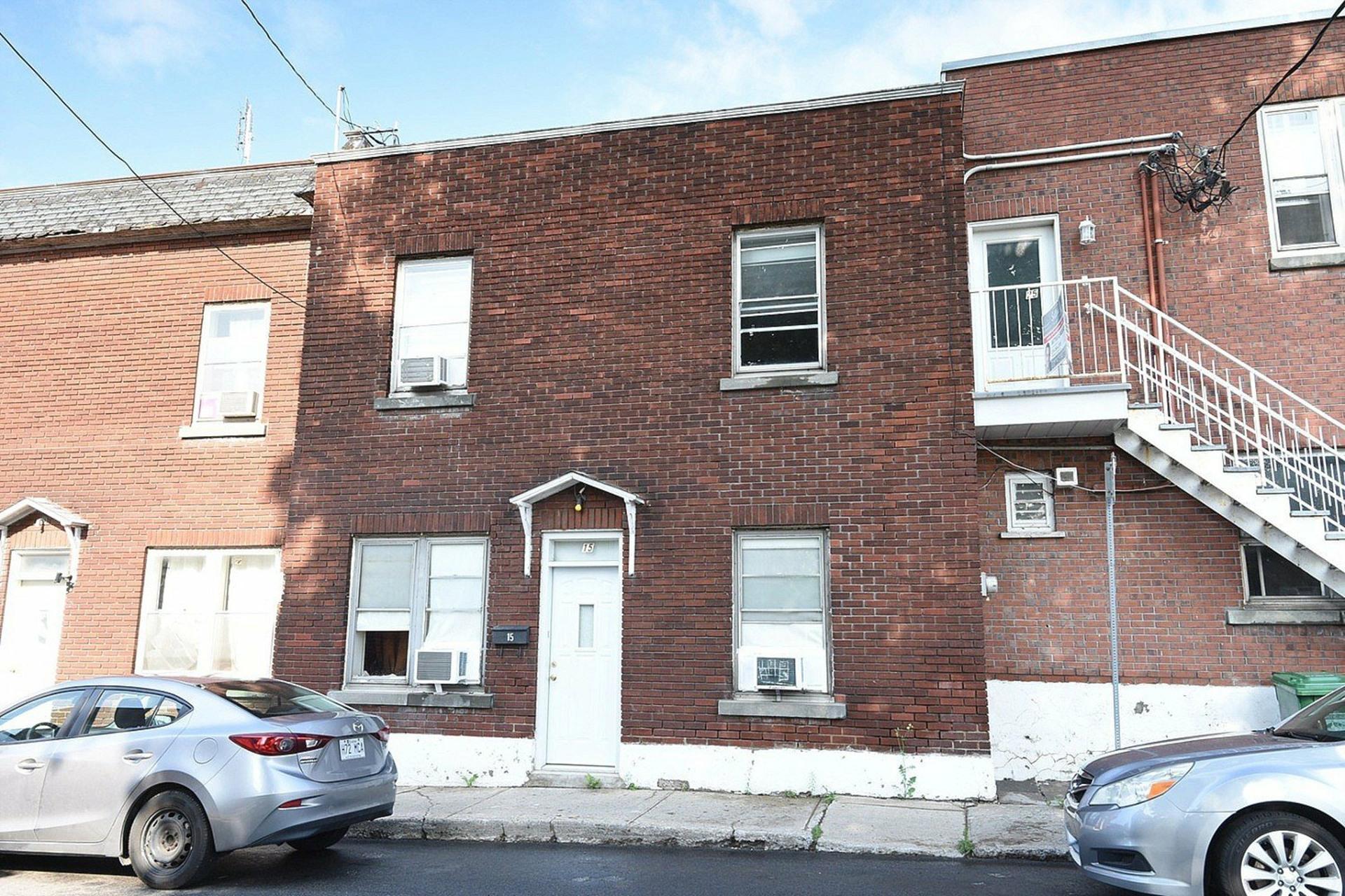image 4 - Immeuble à revenus À vendre Montréal Lachine  - 4 pièces