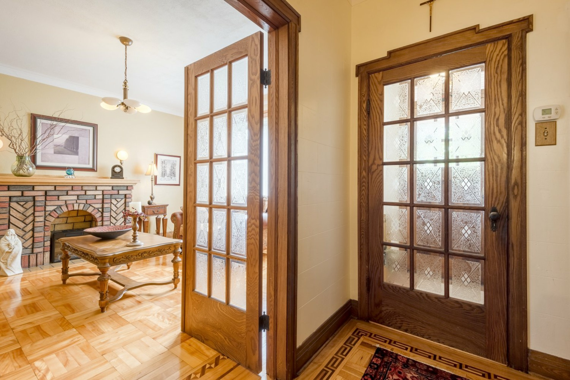 image 4 - Duplex For sale Sainte-Anne-de-Bellevue - 6 rooms