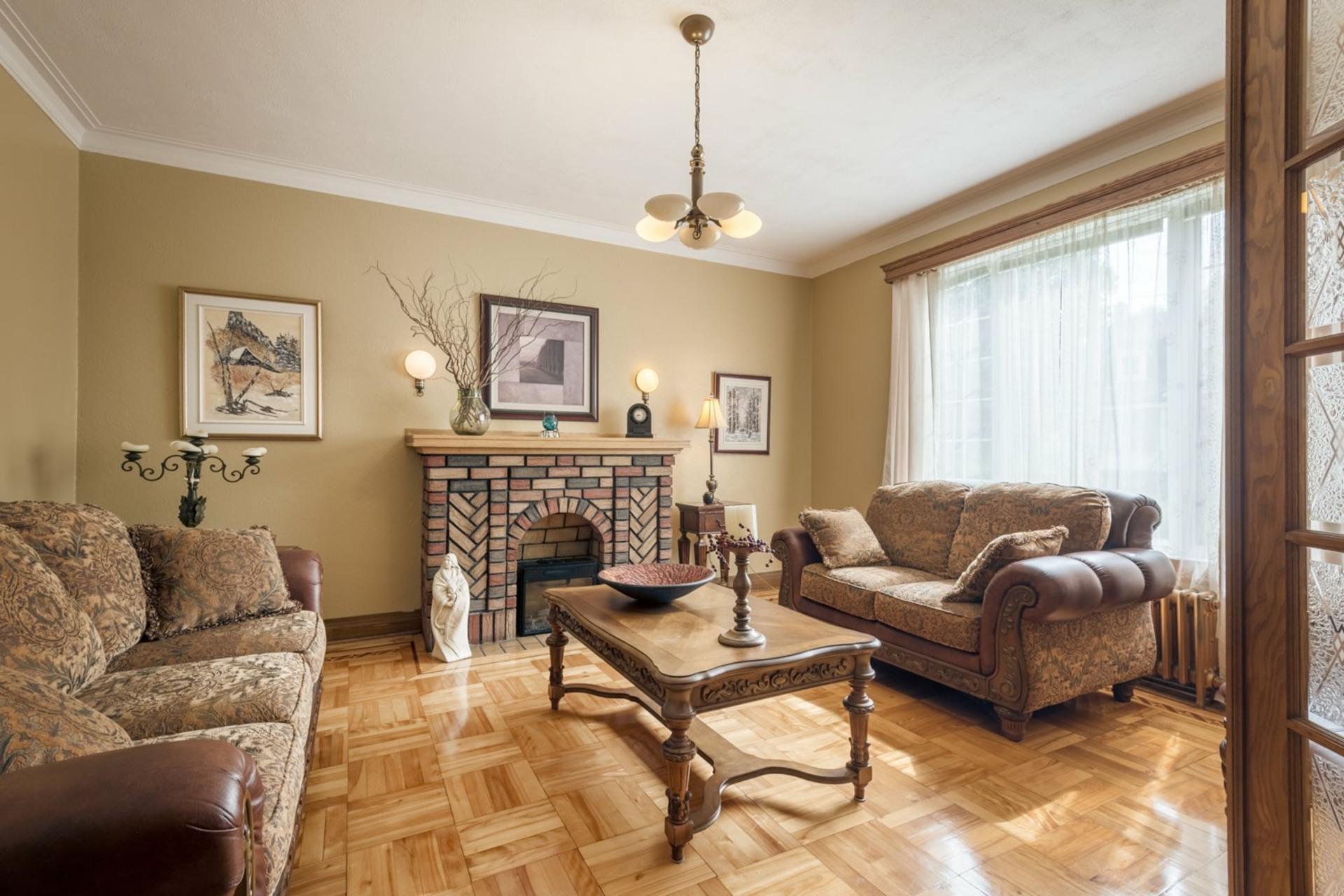 image 2 - Duplex For sale Sainte-Anne-de-Bellevue - 6 rooms