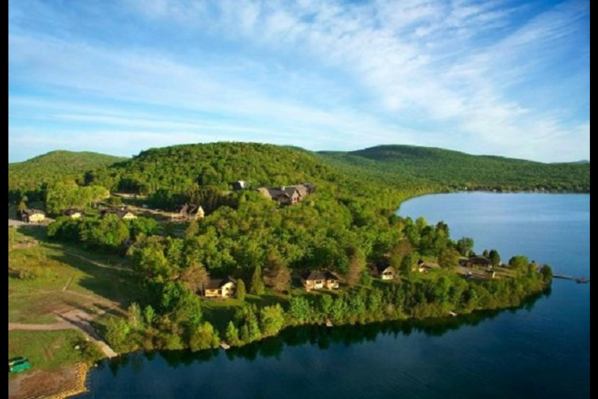 image 4 - Land For sale Sainte-Catherine-de-la-Jacques-Cartier