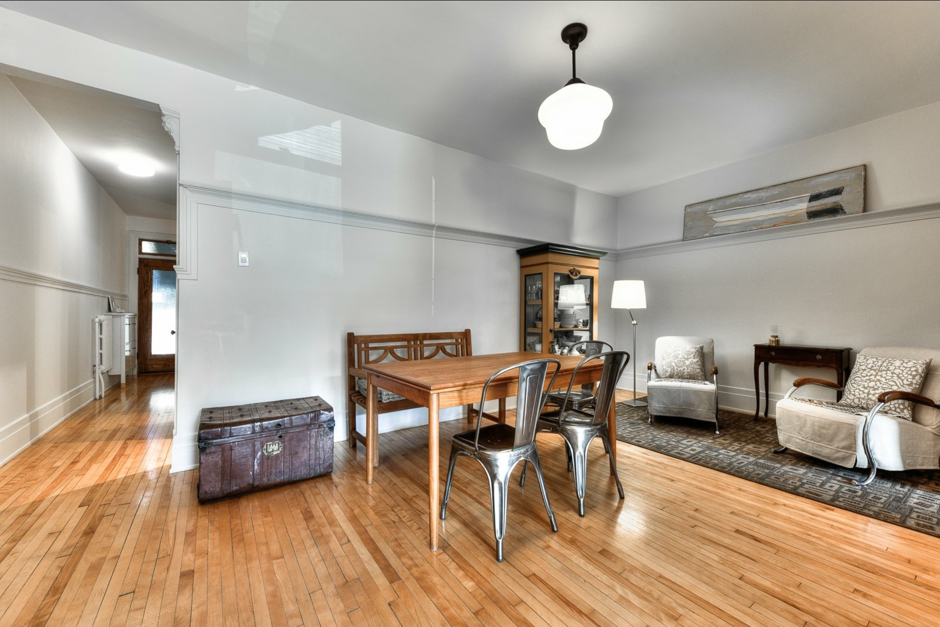 image 2 - Appartement À vendre Montréal Le Plateau-Mont-Royal  - 9 pièces