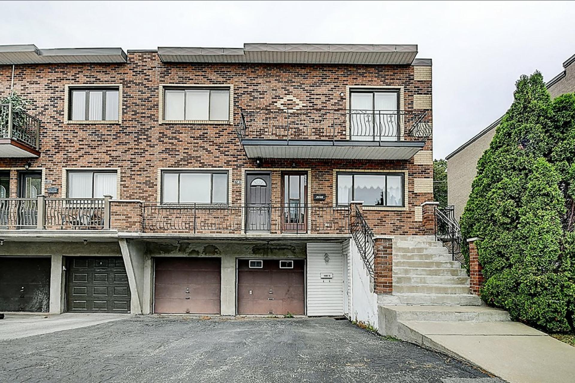 image 1 - Apartment For sale Montréal LaSalle  - 6 rooms