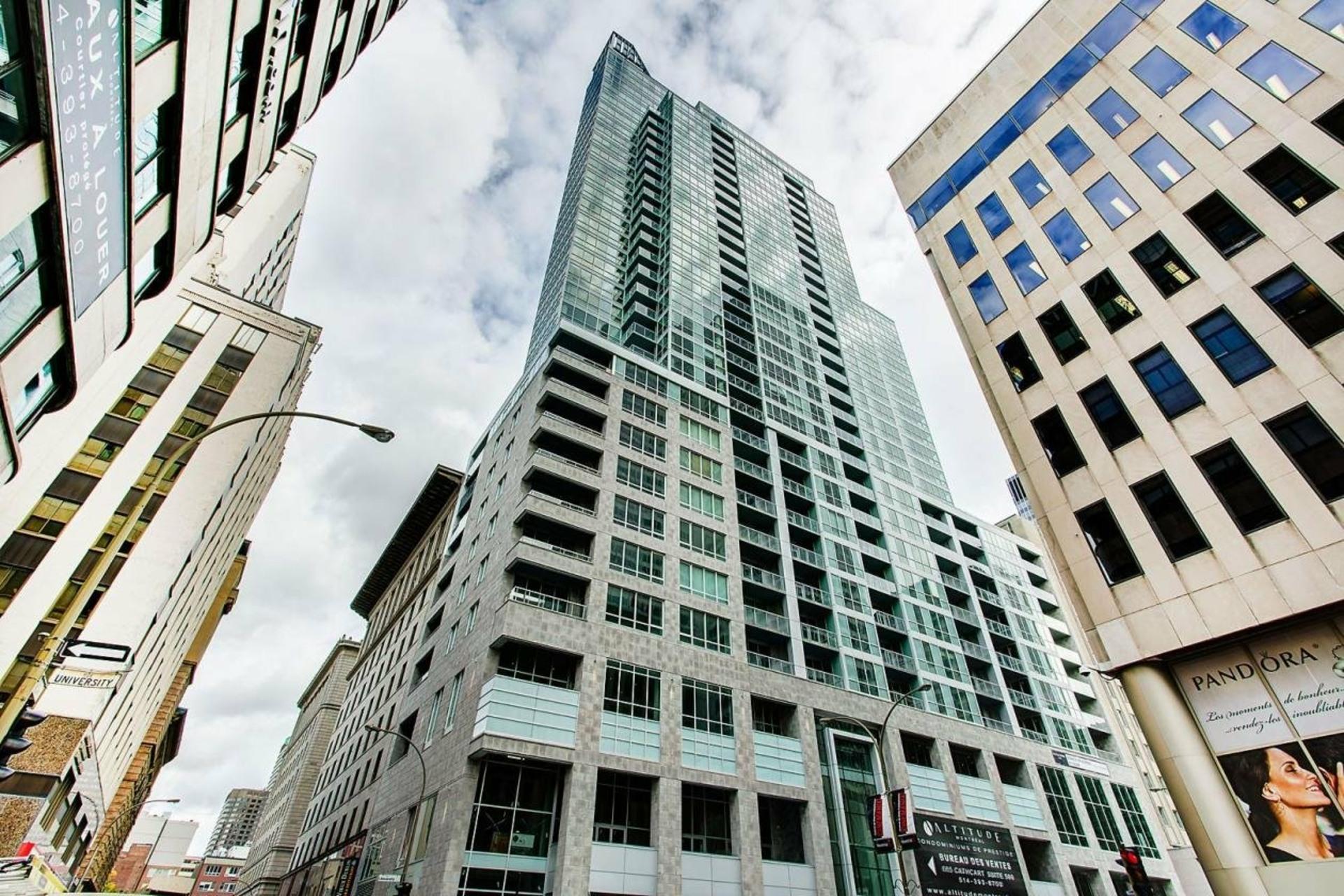 image 0 - Apartment For sale Montréal Ville-Marie  - 5 rooms