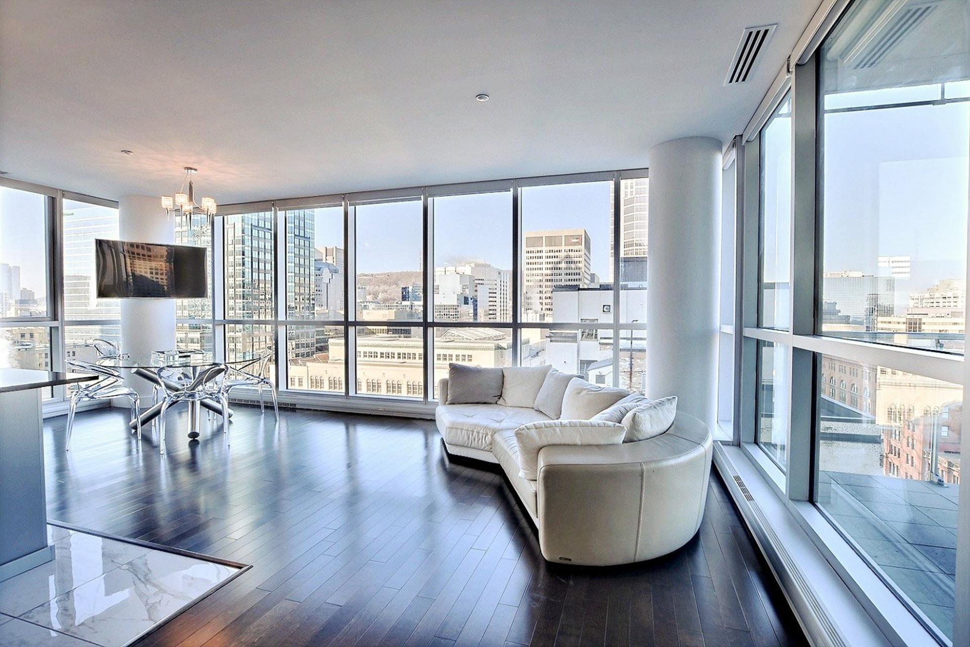 image 2 - Apartment For sale Montréal Ville-Marie  - 5 rooms