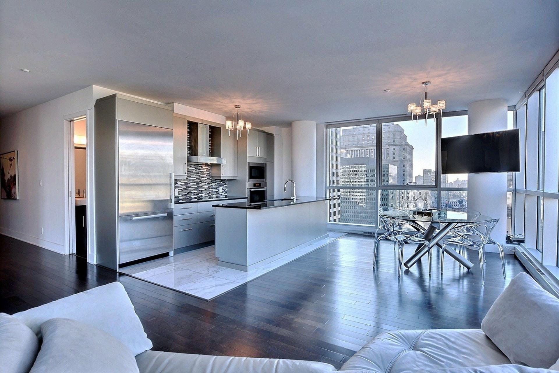 image 4 - Apartment For sale Montréal Ville-Marie  - 5 rooms