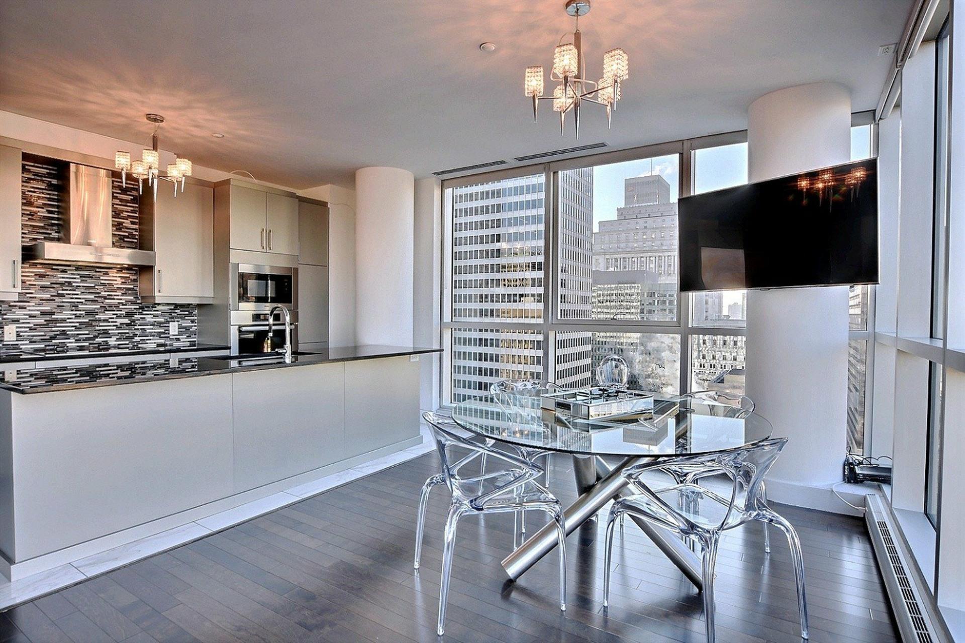 image 6 - Apartment For sale Montréal Ville-Marie  - 5 rooms