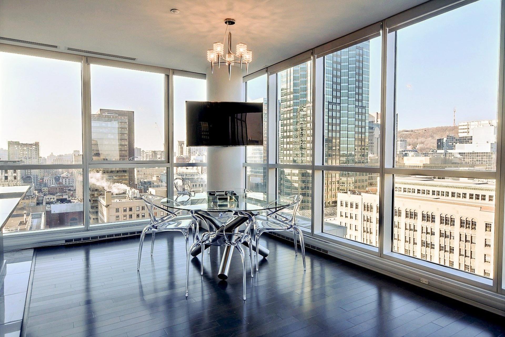 image 5 - Apartment For sale Montréal Ville-Marie  - 5 rooms