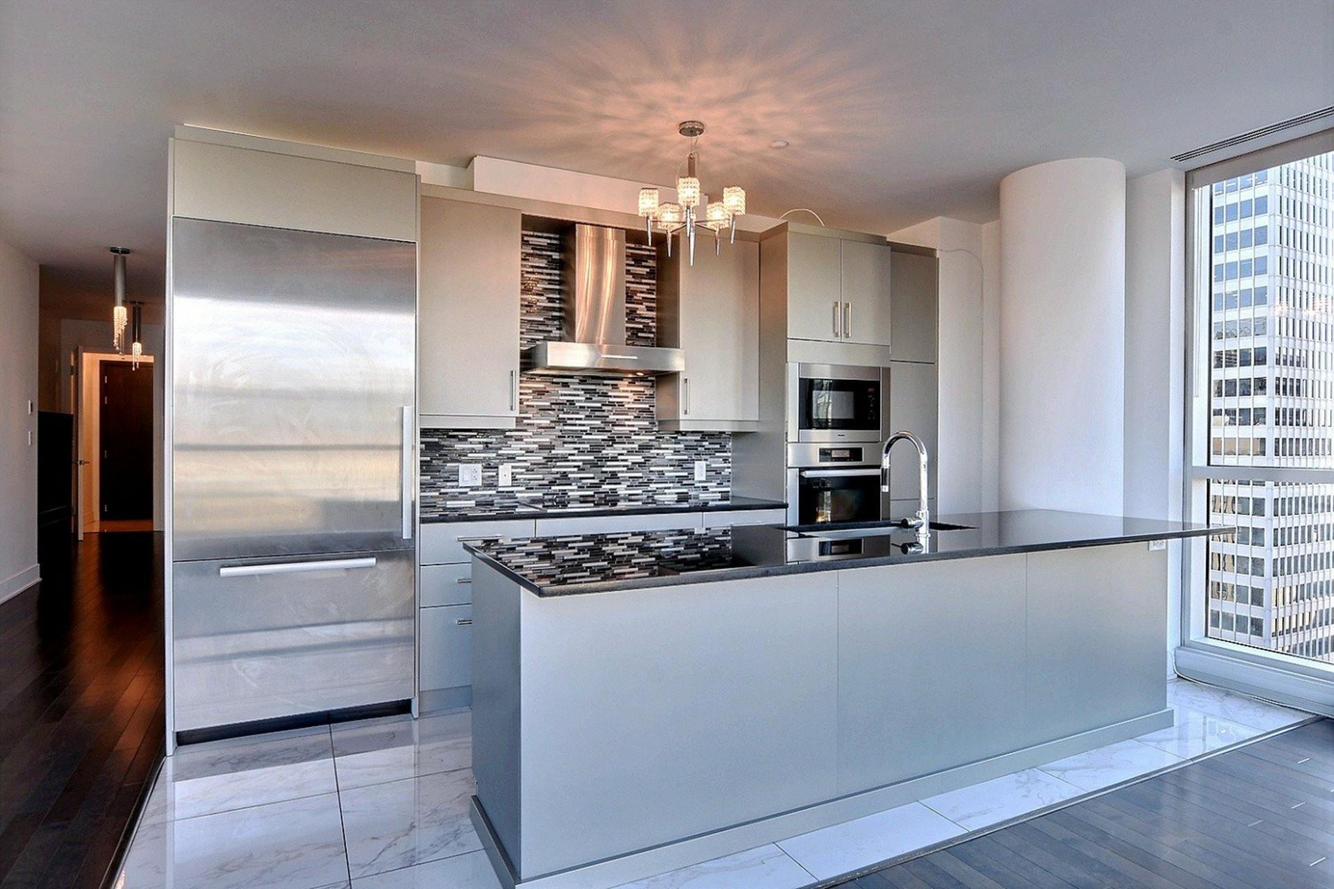 image 7 - Apartment For sale Montréal Ville-Marie  - 5 rooms