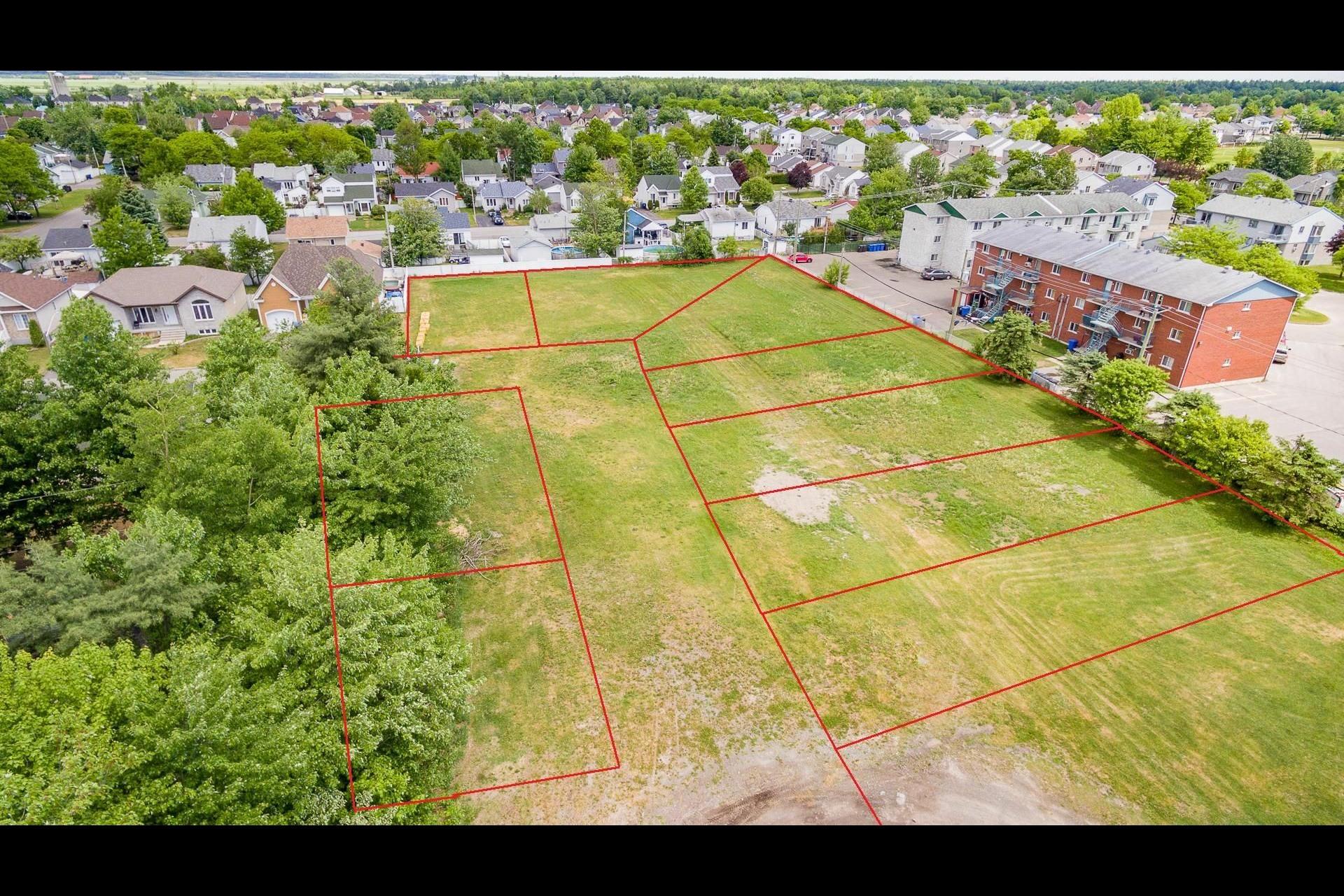 image 2 - Terrain À vendre Sainte-Anne-des-Plaines