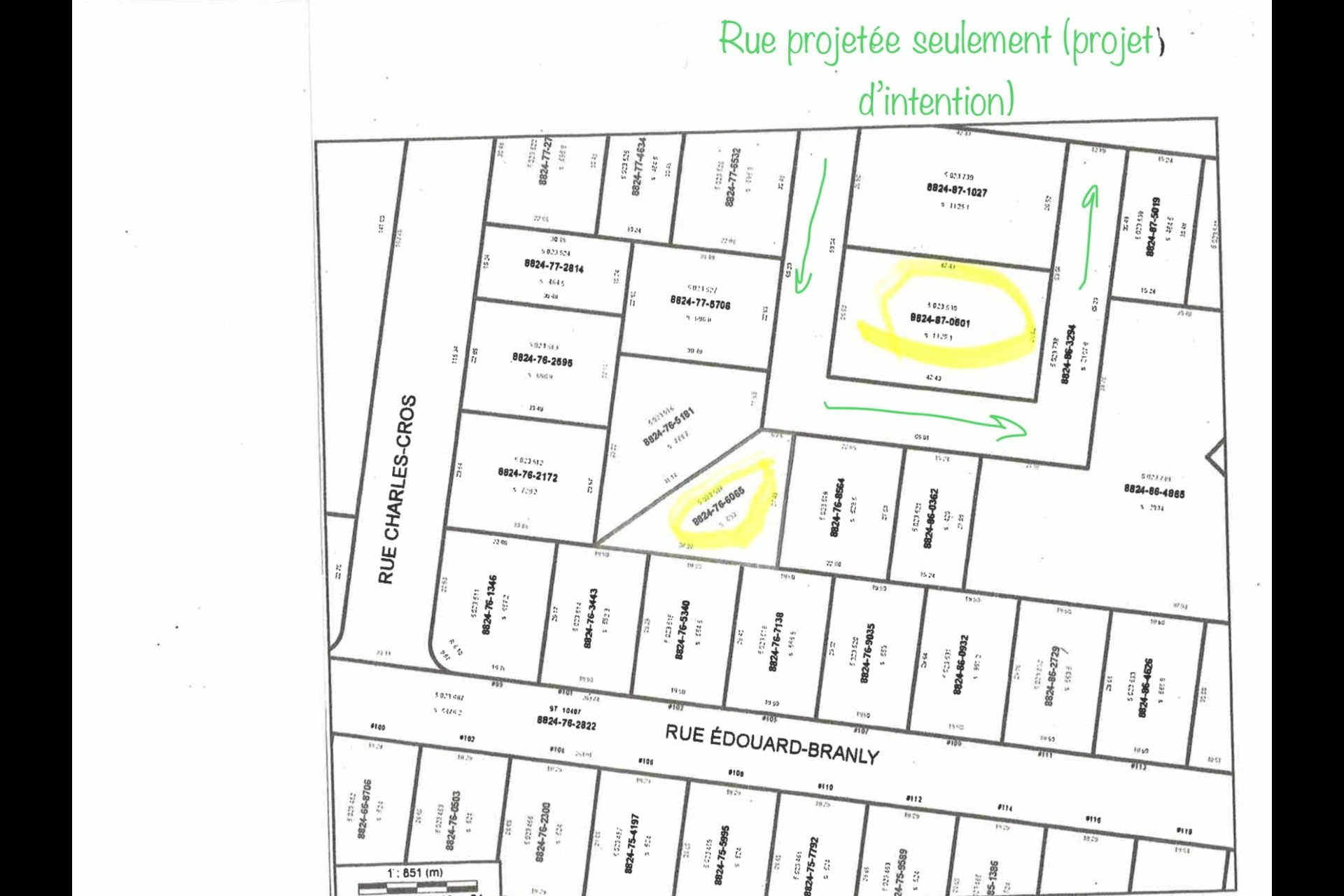 image 1 - Land For sale Châteauguay