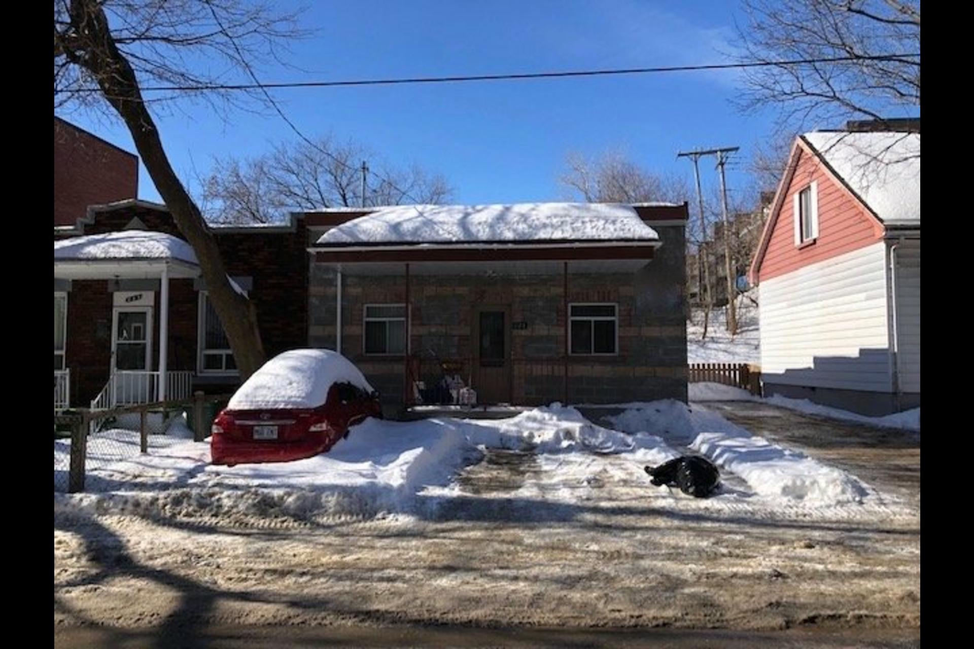 image 0 - Duplex À vendre Montréal Lachine  - 4 pièces