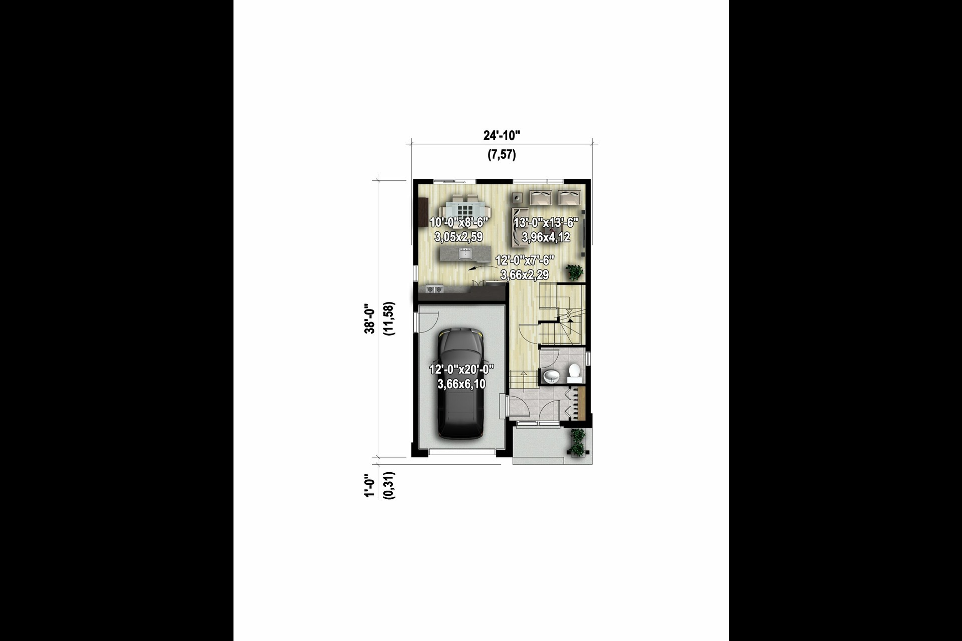 image 2 - Maison À vendre Coteau-du-Lac - 8 pièces