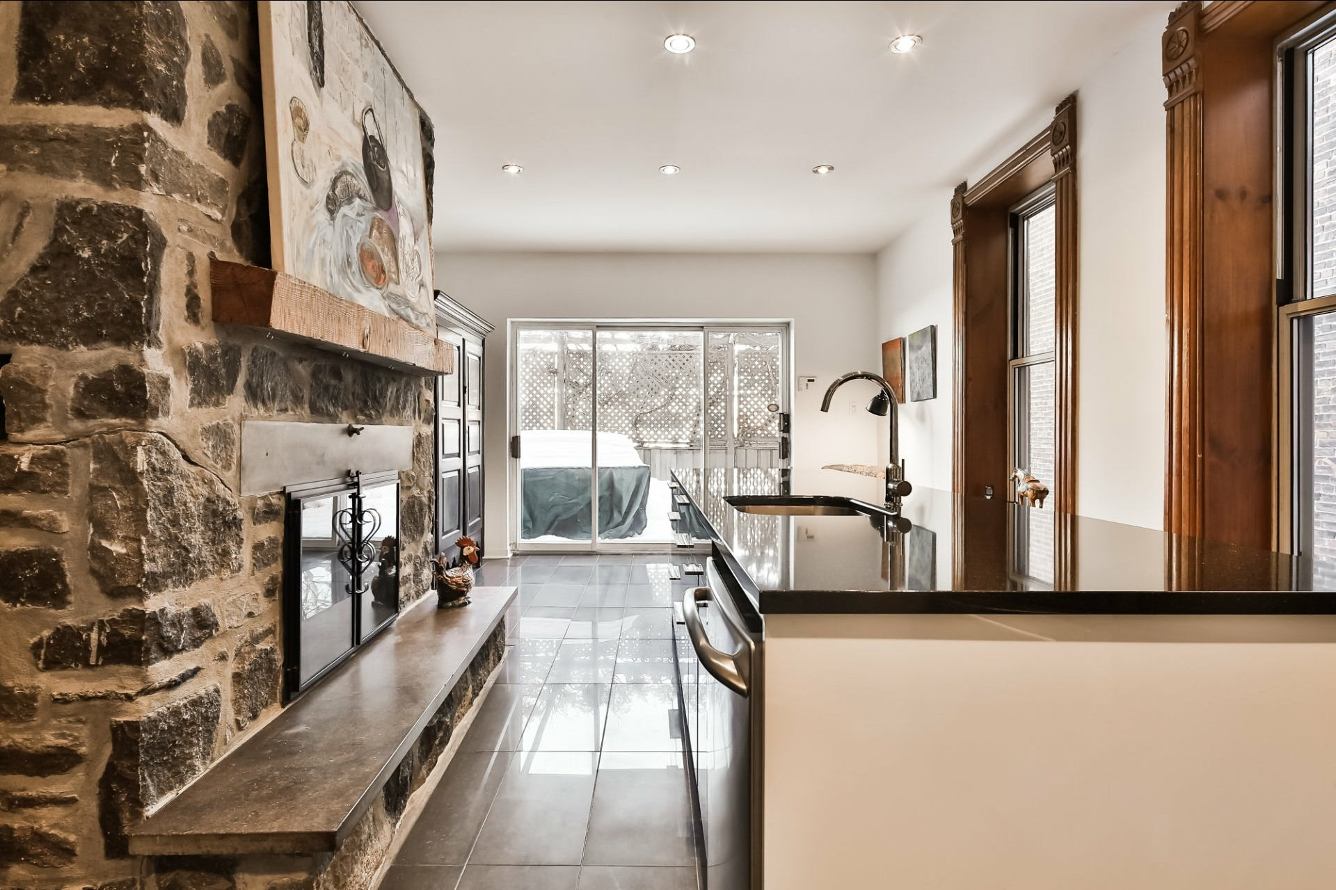 image 14 - Maison À vendre Montréal Le Plateau-Mont-Royal  - 13 pièces