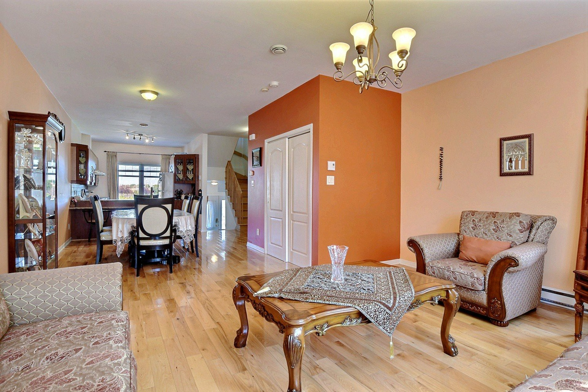image 4 - House For sale Brossard - 6 rooms