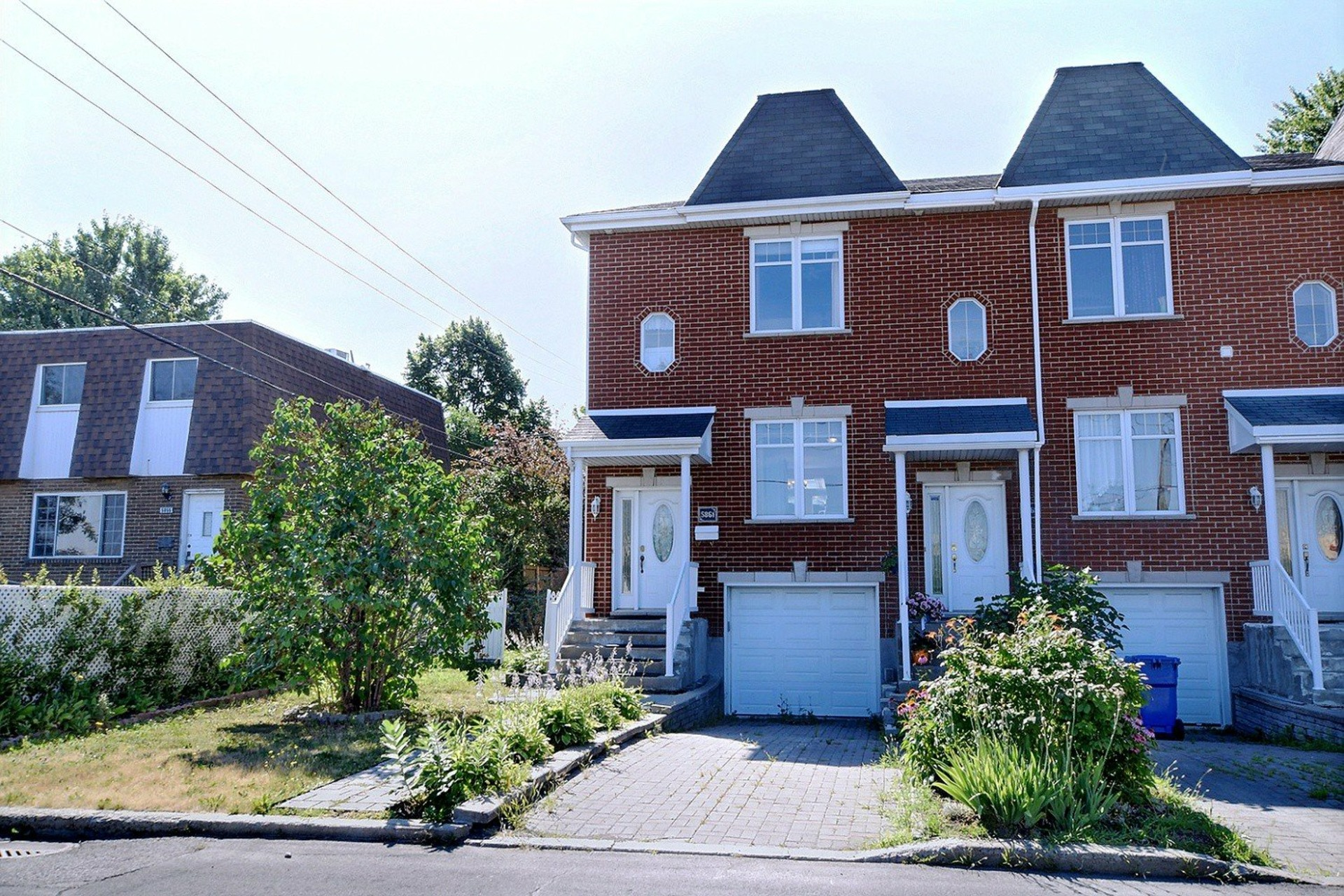 image 0 - House For sale Brossard - 6 rooms
