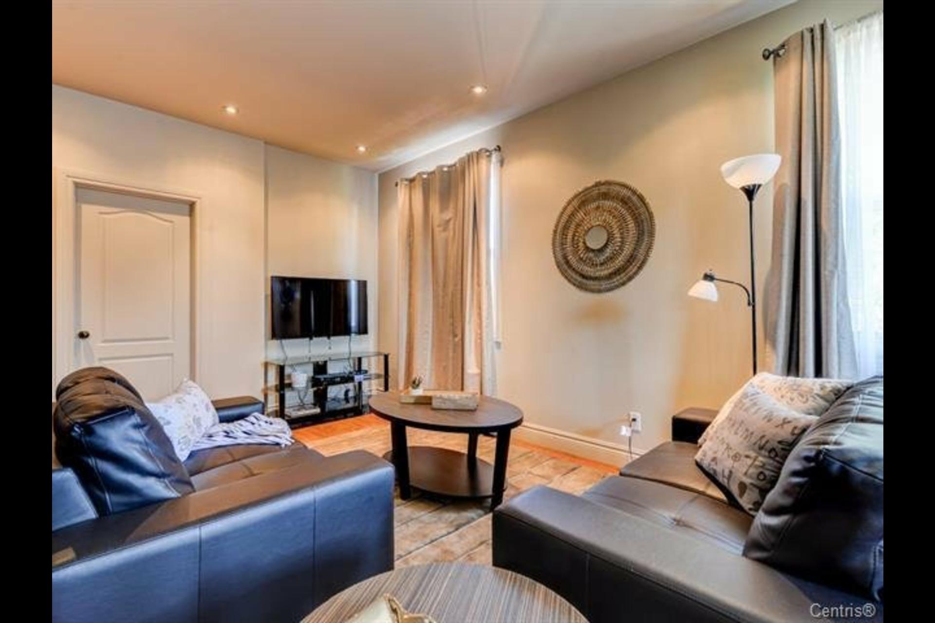 image 7 - Apartment For sale Montréal Côte-des-Neiges/Notre-Dame-de-Grâce  - 7 rooms