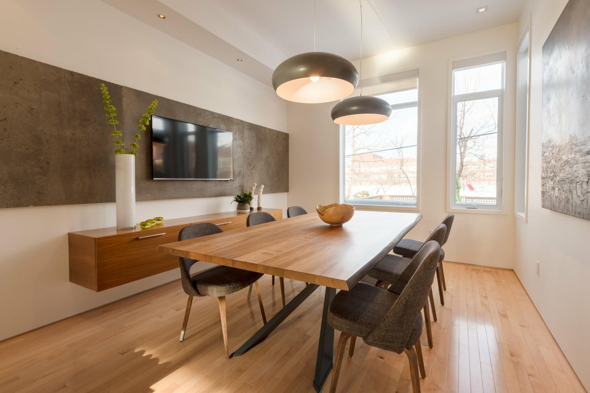 image 12 - House For sale Montréal Côte-des-Neiges/Notre-Dame-de-Grâce  - 9 rooms