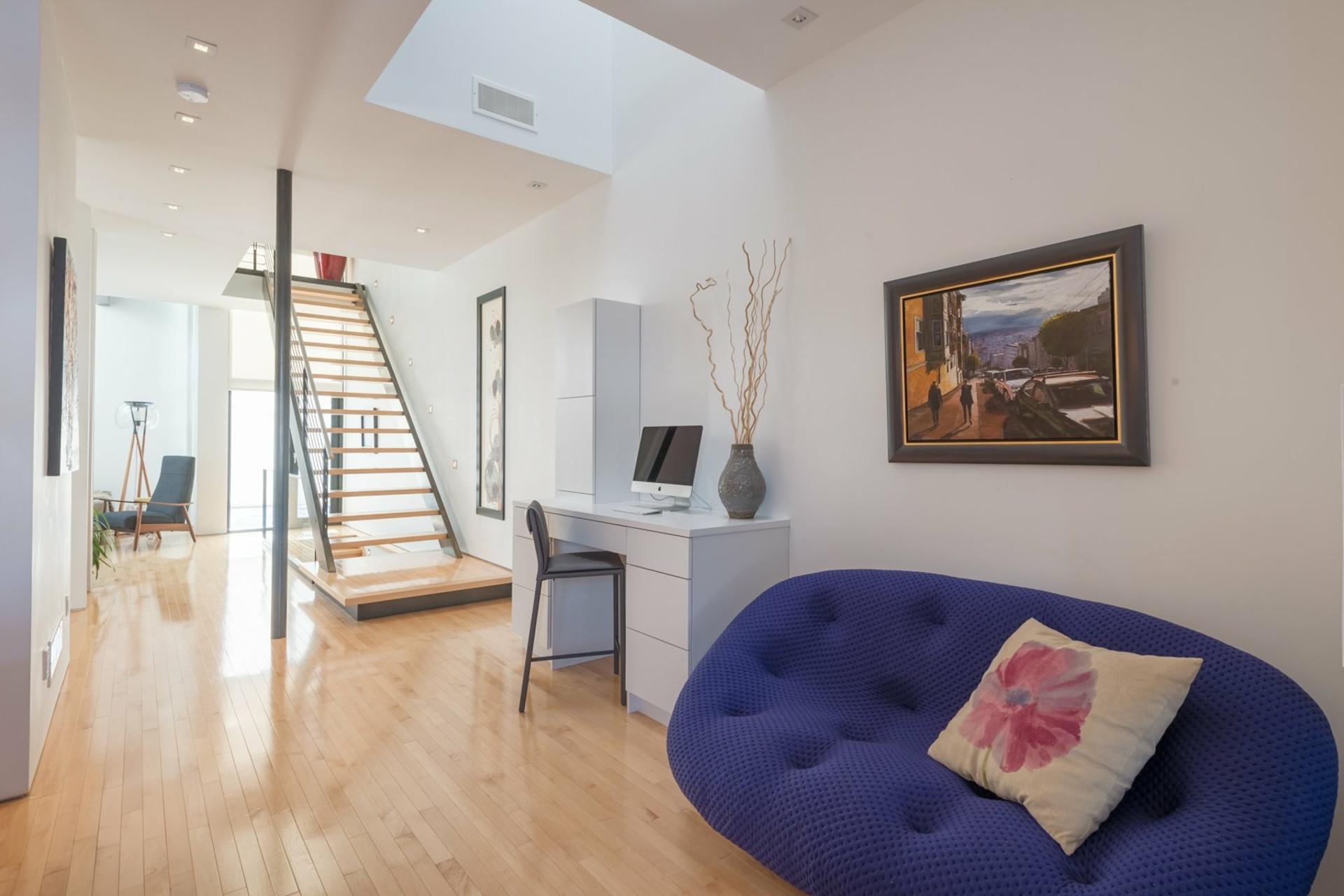 image 9 - House For sale Montréal Côte-des-Neiges/Notre-Dame-de-Grâce  - 9 rooms