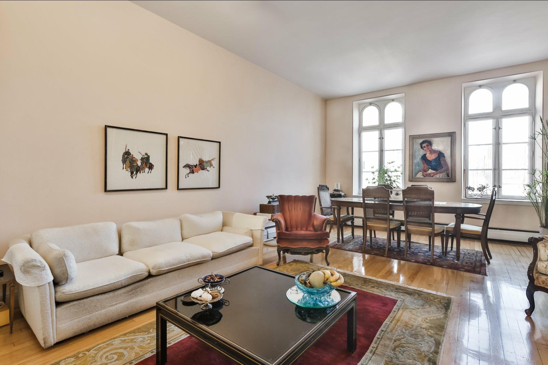 image 2 - Apartment For sale Montréal Ville-Marie  - 6 rooms