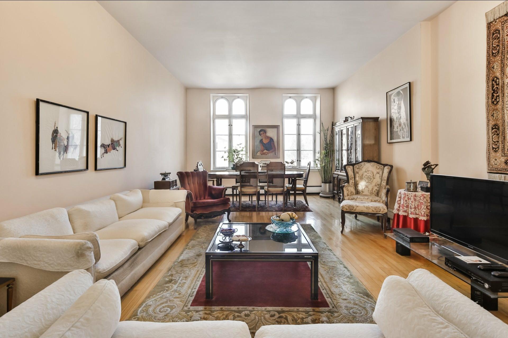 image 1 - Apartment For sale Montréal Ville-Marie  - 6 rooms