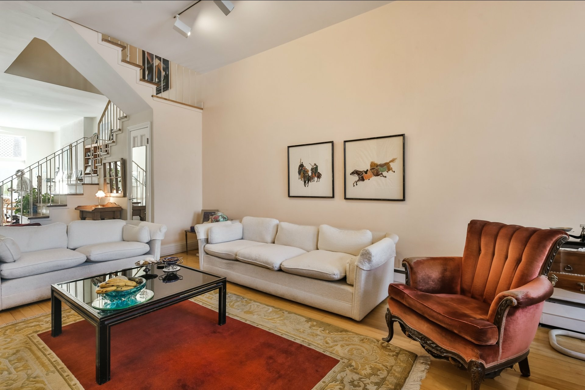 image 4 - Apartment For sale Montréal Ville-Marie  - 6 rooms