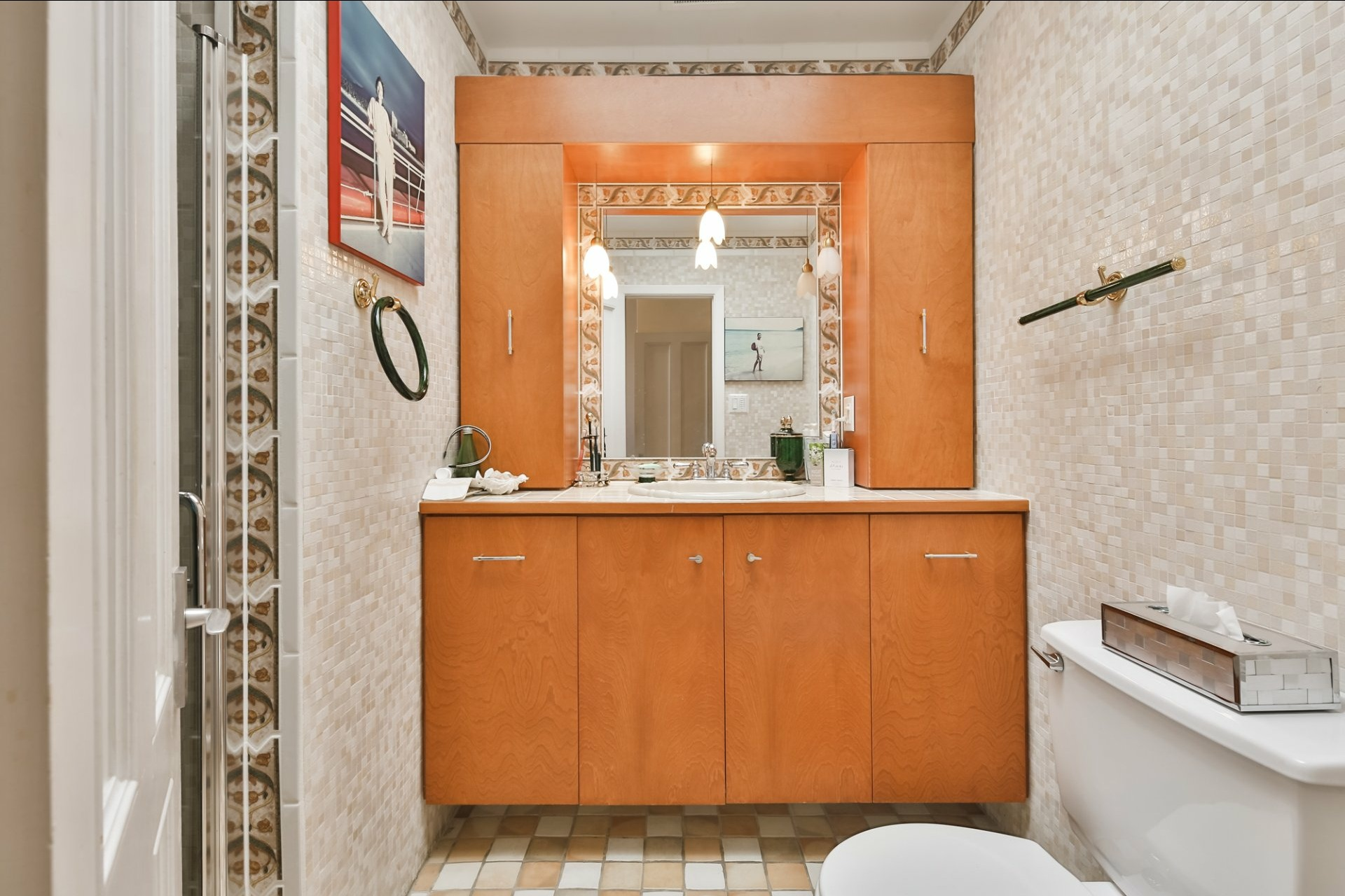 image 16 - Apartment For sale Montréal Ville-Marie  - 6 rooms