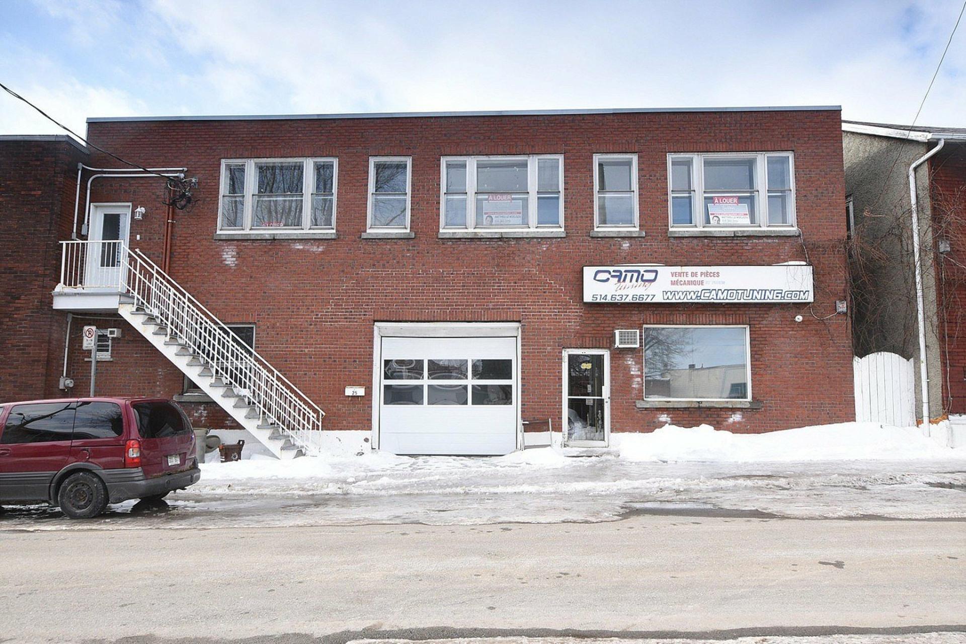 image 3 - Immeuble à revenus À vendre Montréal Lachine  - 4 pièces