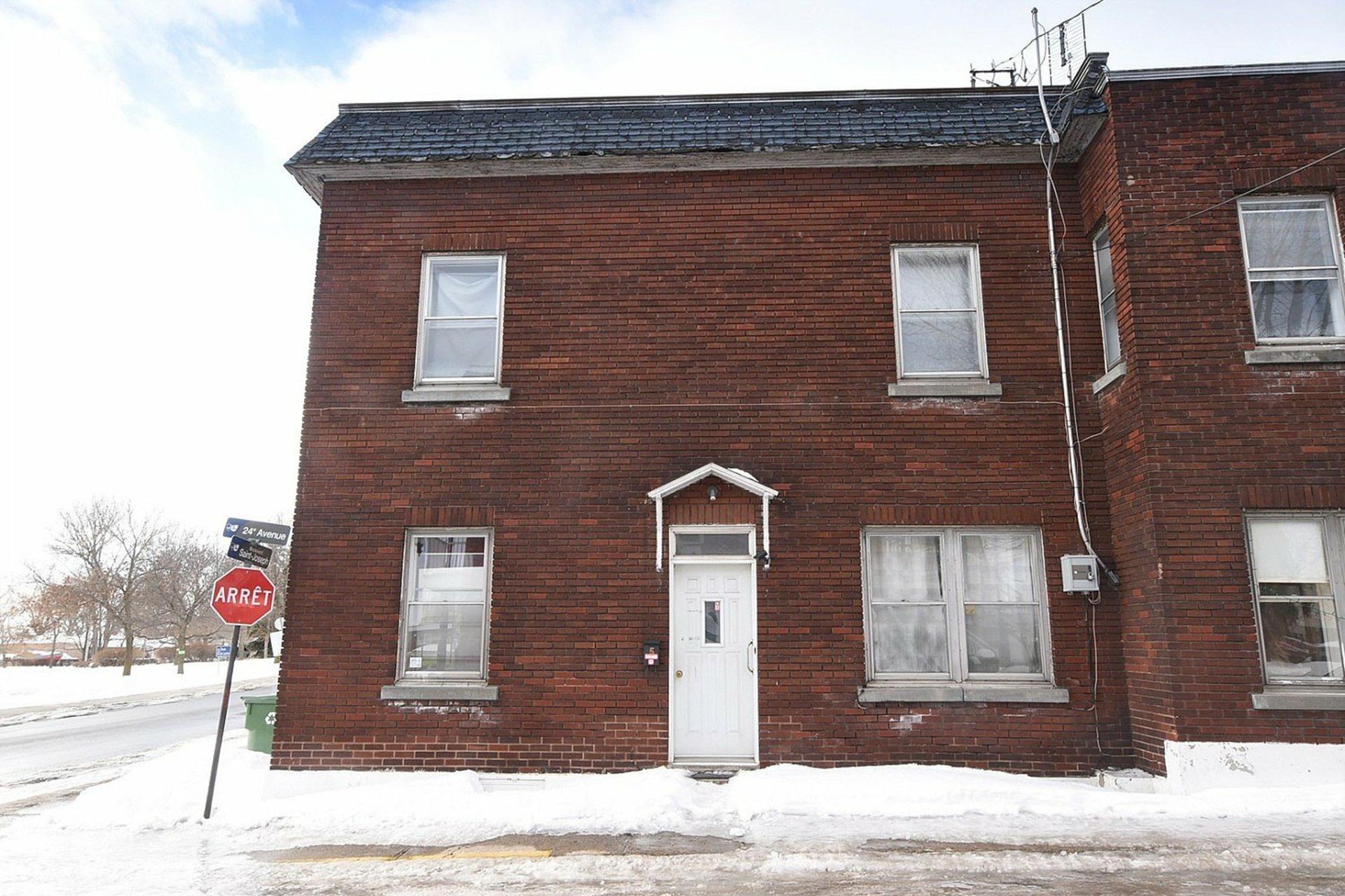 image 1 - Immeuble à revenus À vendre Montréal Lachine  - 4 pièces