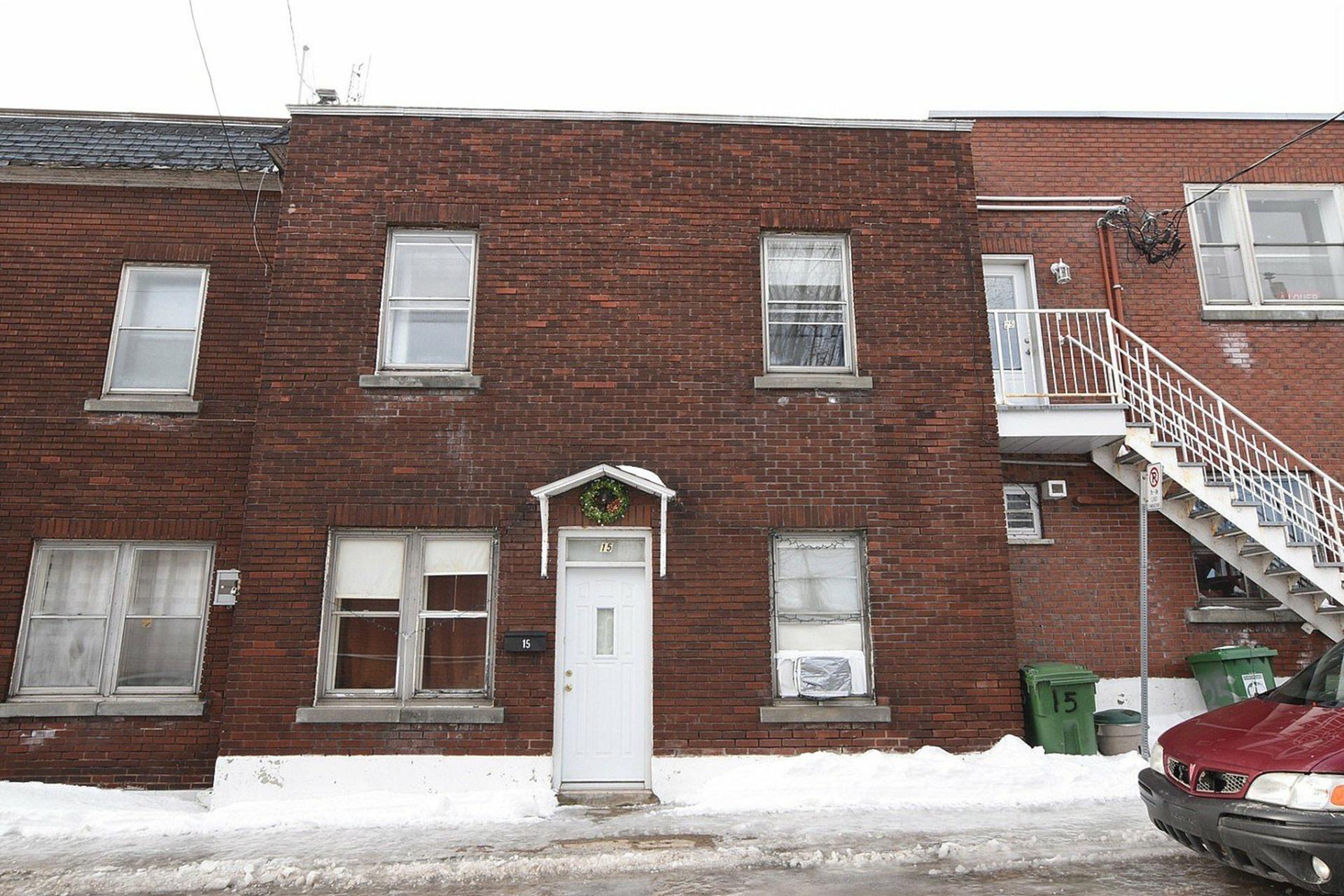 image 2 - Immeuble à revenus À vendre Montréal Lachine  - 4 pièces