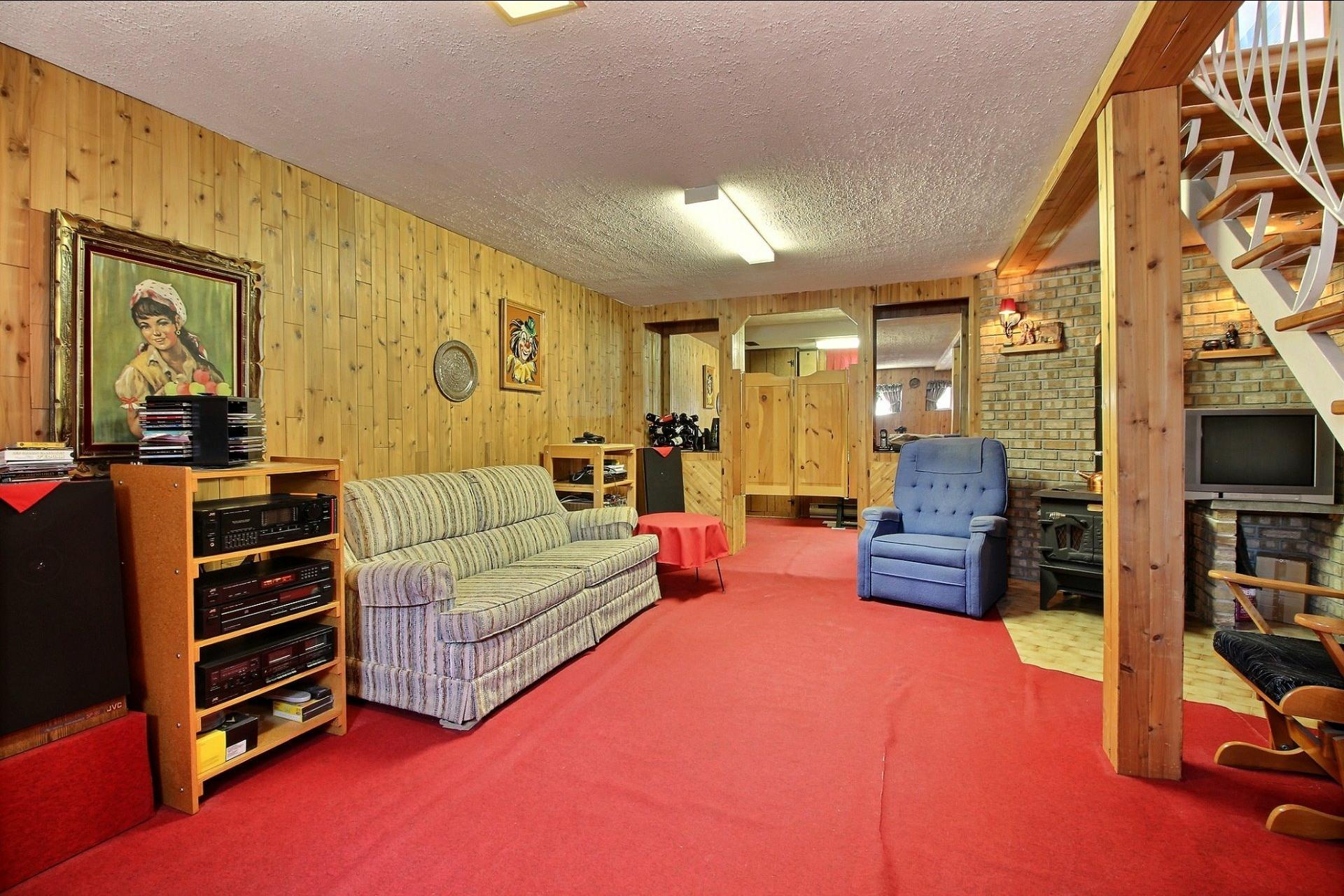 image 15 - Duplex For sale Montréal Rivière-des-Prairies/Pointe-aux-Trembles  - 6 rooms