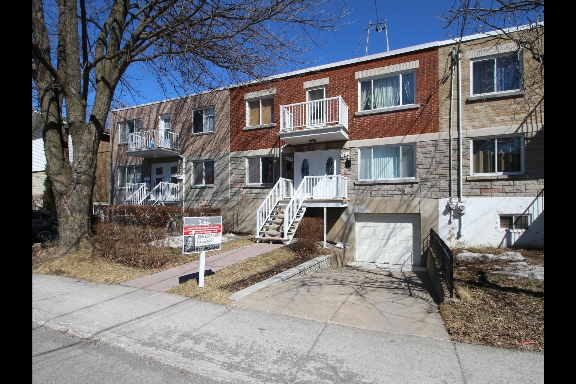 image 21 - Duplex For sale Montréal Rivière-des-Prairies/Pointe-aux-Trembles  - 6 rooms