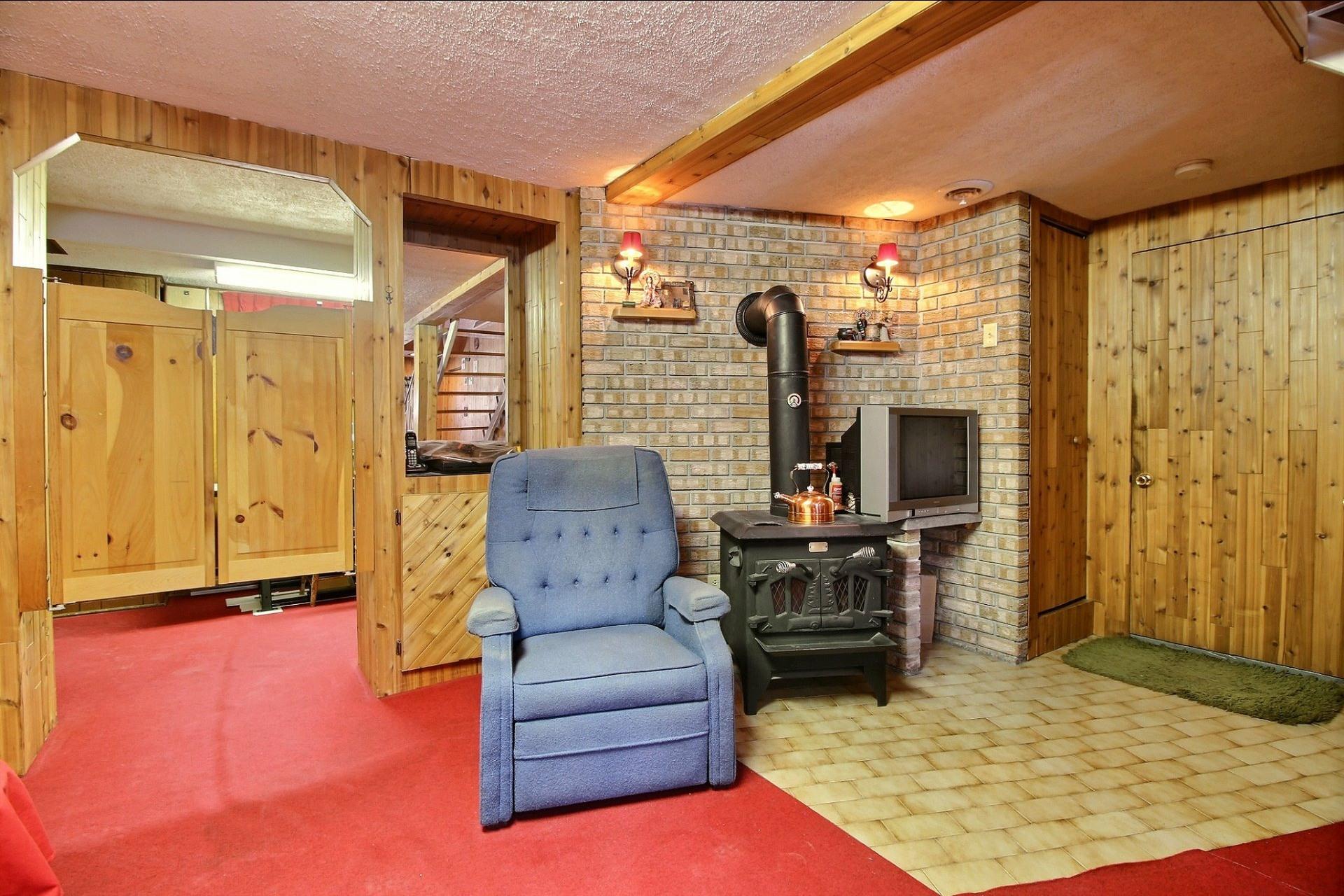 image 17 - Duplex For sale Montréal Rivière-des-Prairies/Pointe-aux-Trembles  - 6 rooms