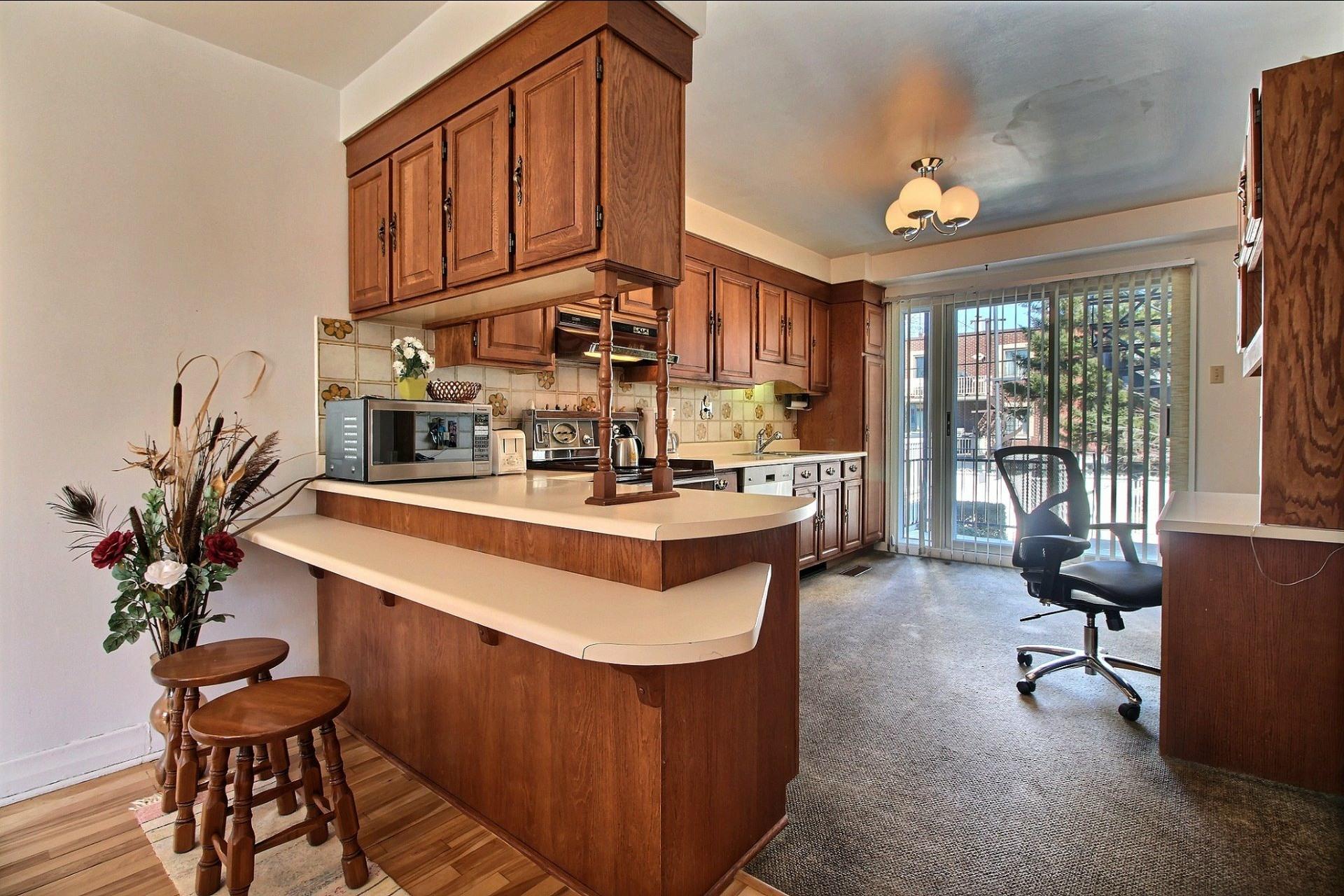 image 6 - Duplex For sale Montréal Rivière-des-Prairies/Pointe-aux-Trembles  - 6 rooms