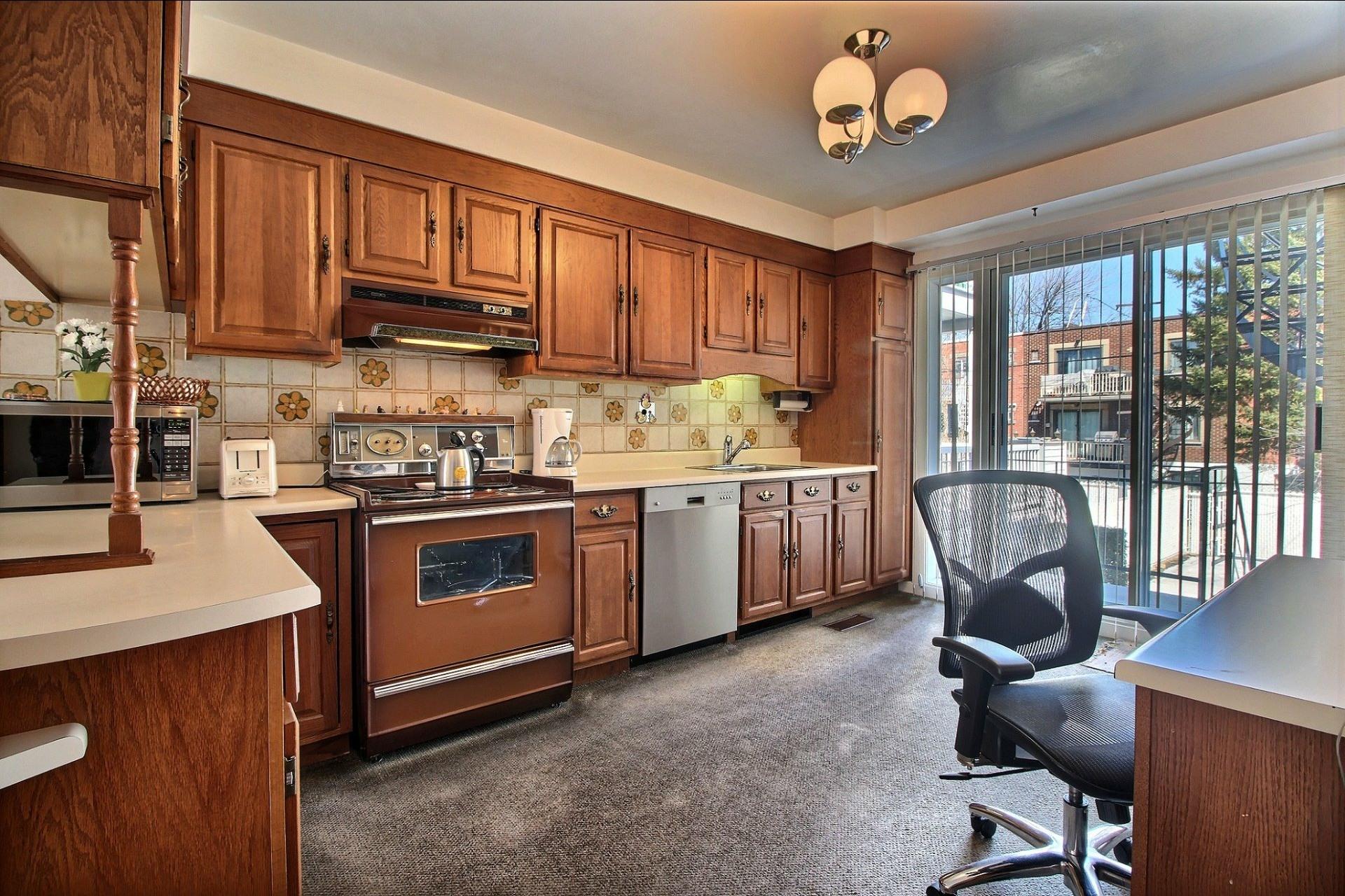 image 7 - Duplex For sale Montréal Rivière-des-Prairies/Pointe-aux-Trembles  - 6 rooms