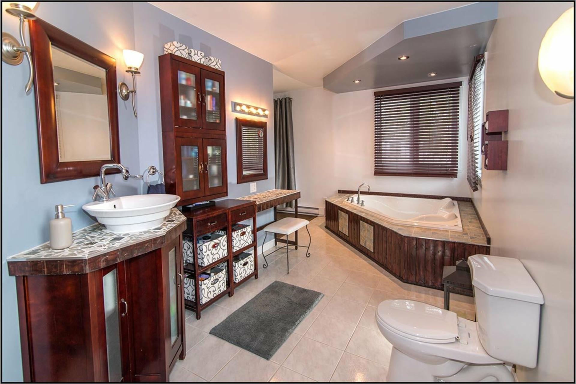image 14 - Maison À vendre Sainte-Catherine-de-la-Jacques-Cartier - 11 pièces