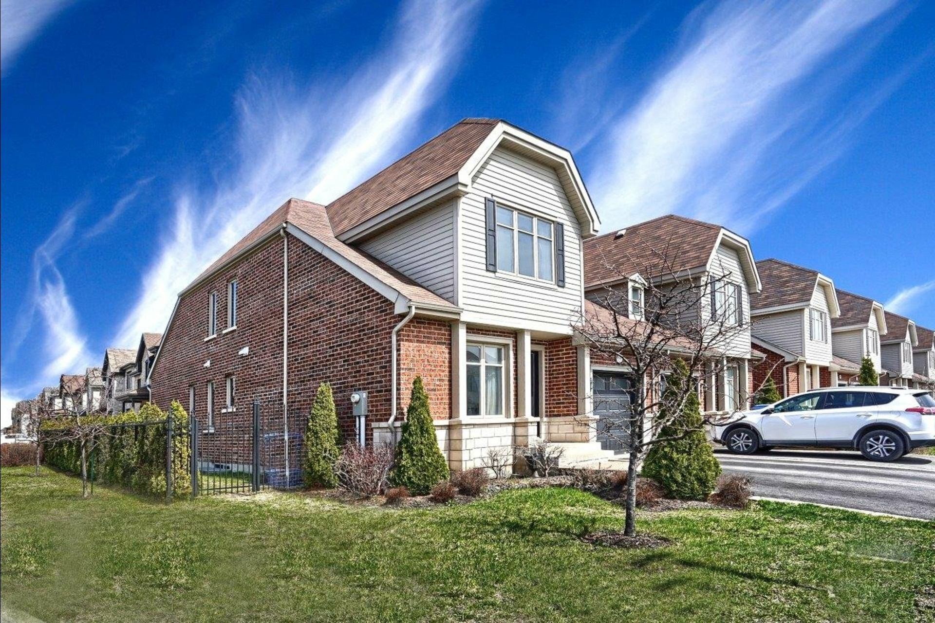 image 2 - House For sale Brossard - 17 rooms