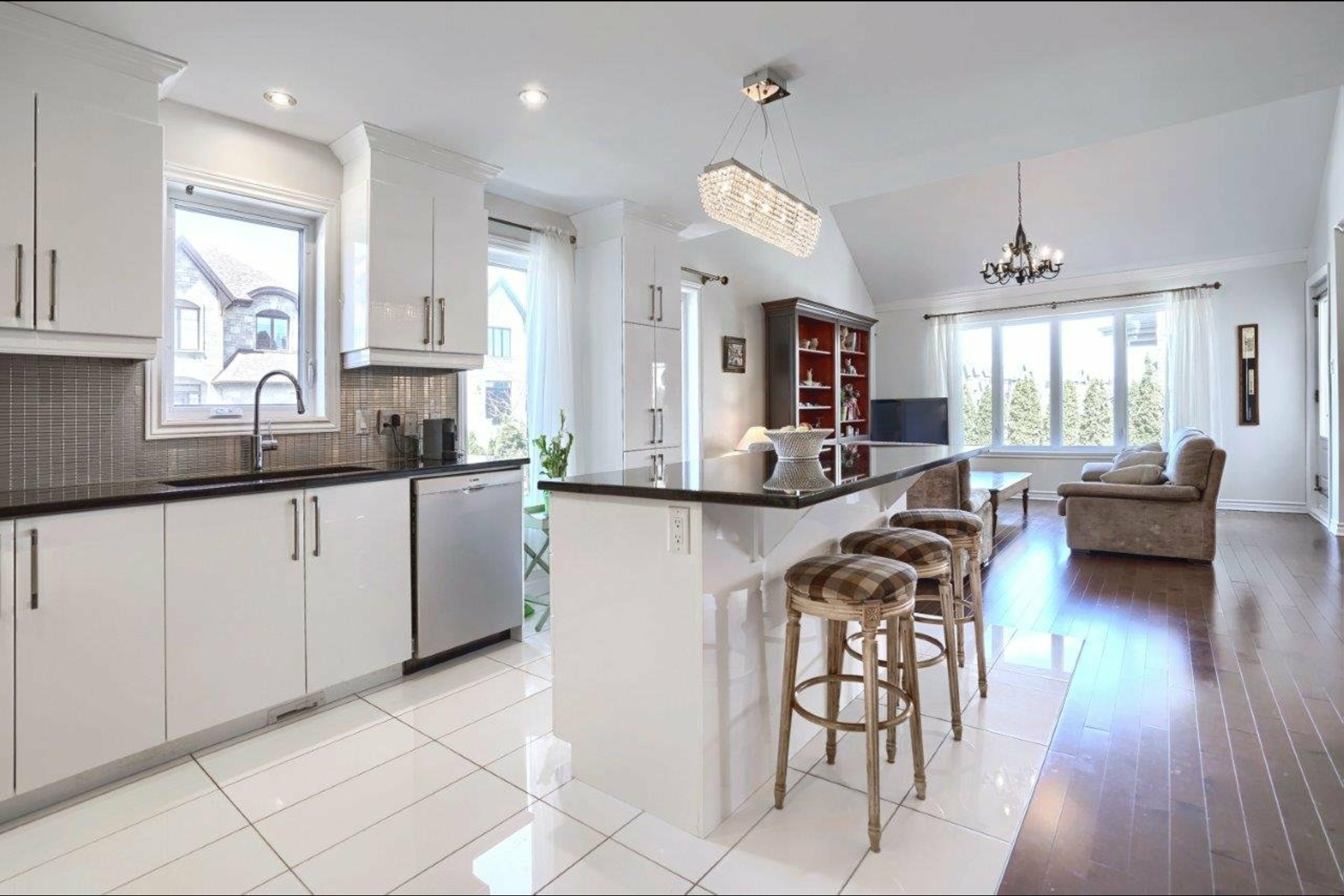 image 4 - House For sale Brossard - 17 rooms